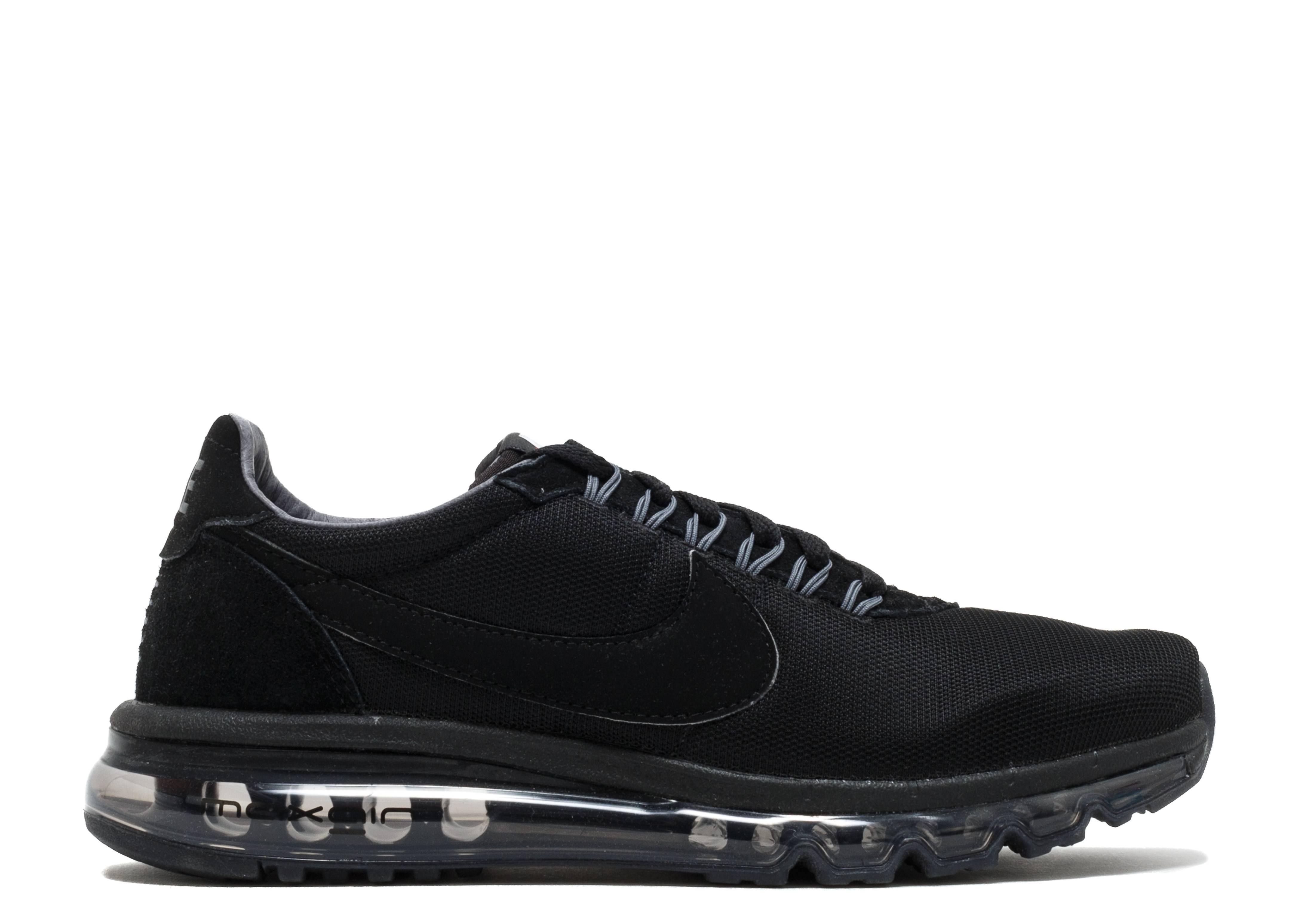 online store c6de0 2b064 ... Air Max LD-Zero - Nike - 848624 005 - black black-dark grey ...