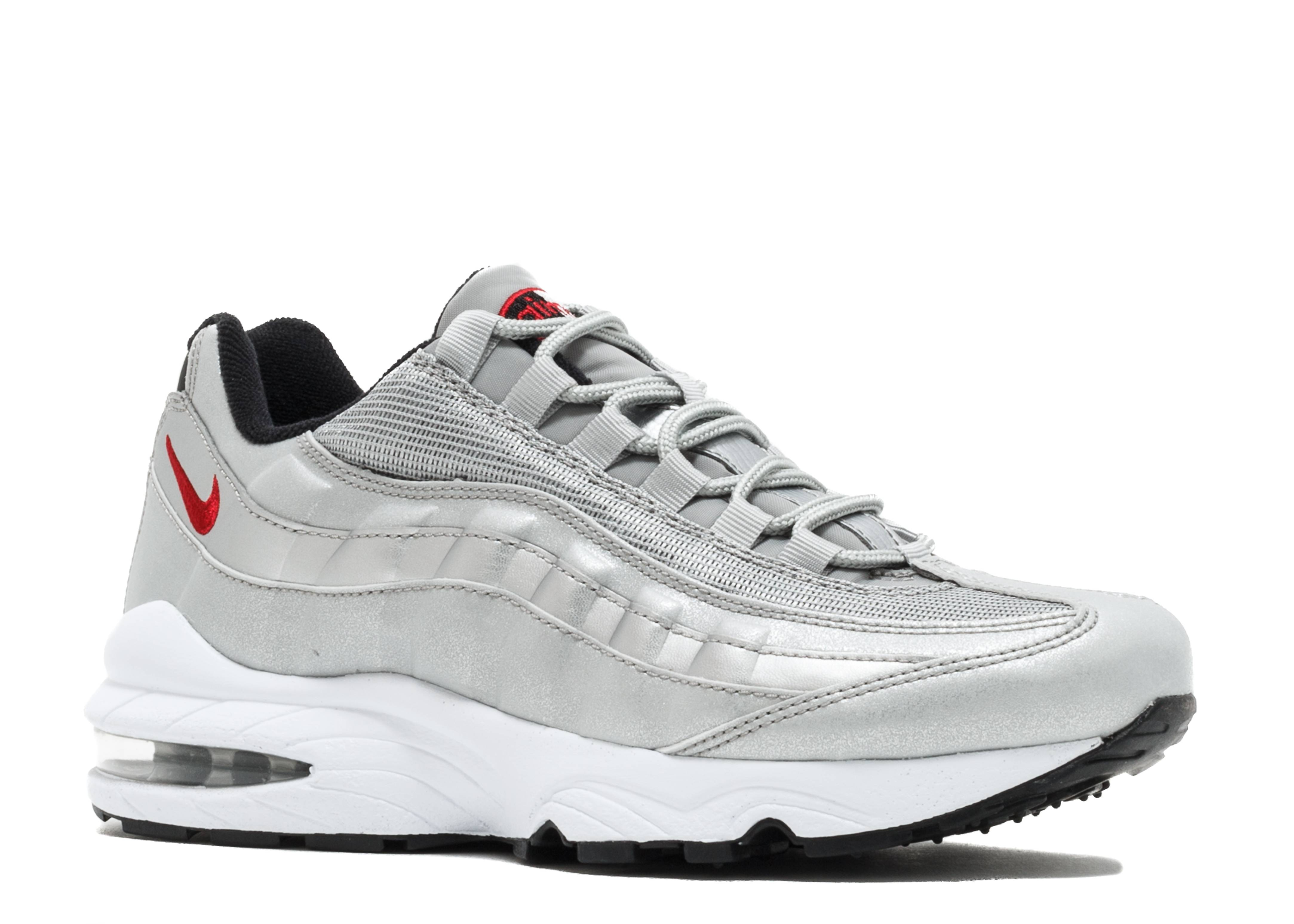cda0d20bdf4c air max 95 silver bullet mens Nike Men s Shox NZ Running Shoe ...