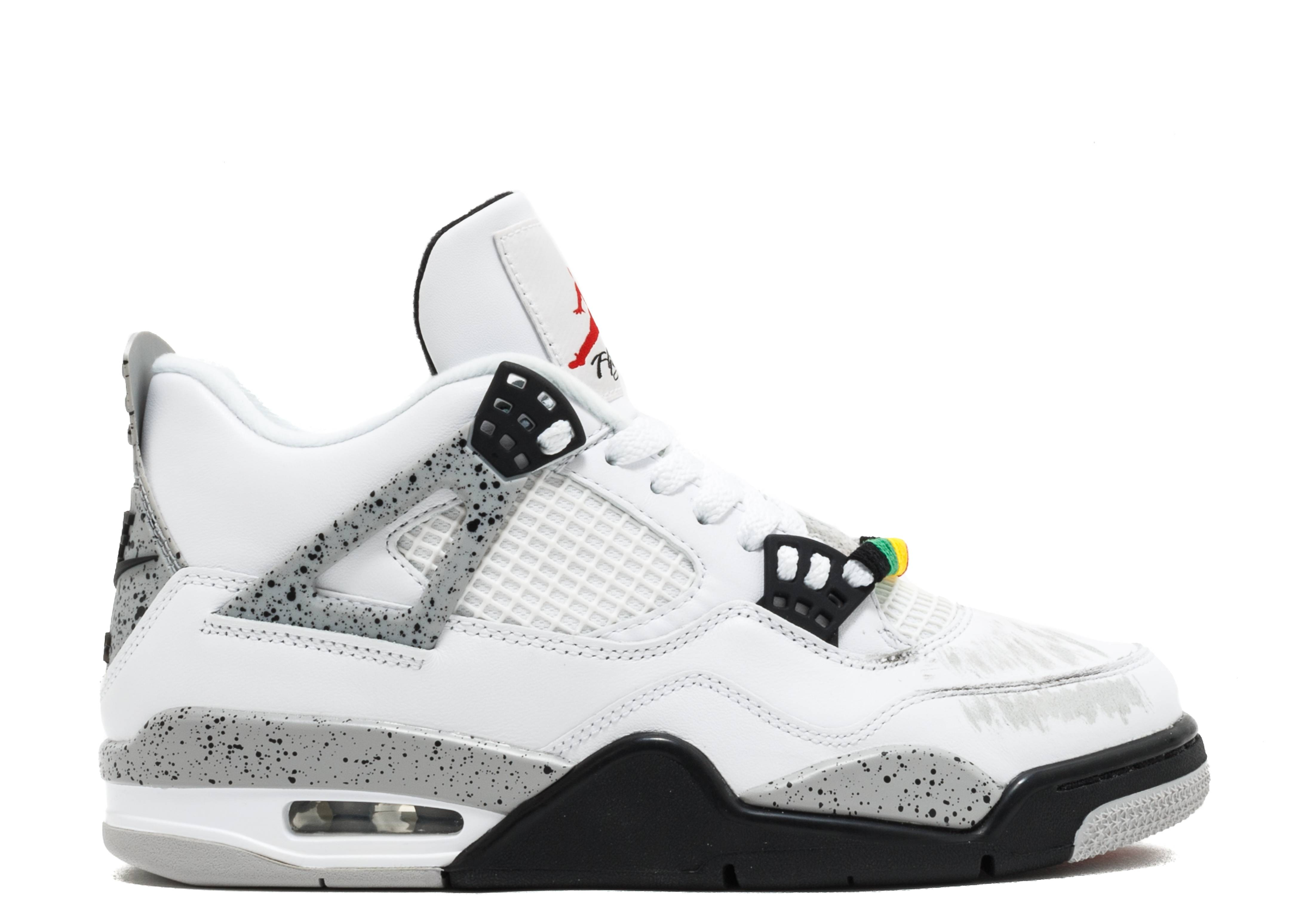 "air jordan 4 retro  ""do the right thing pack"""
