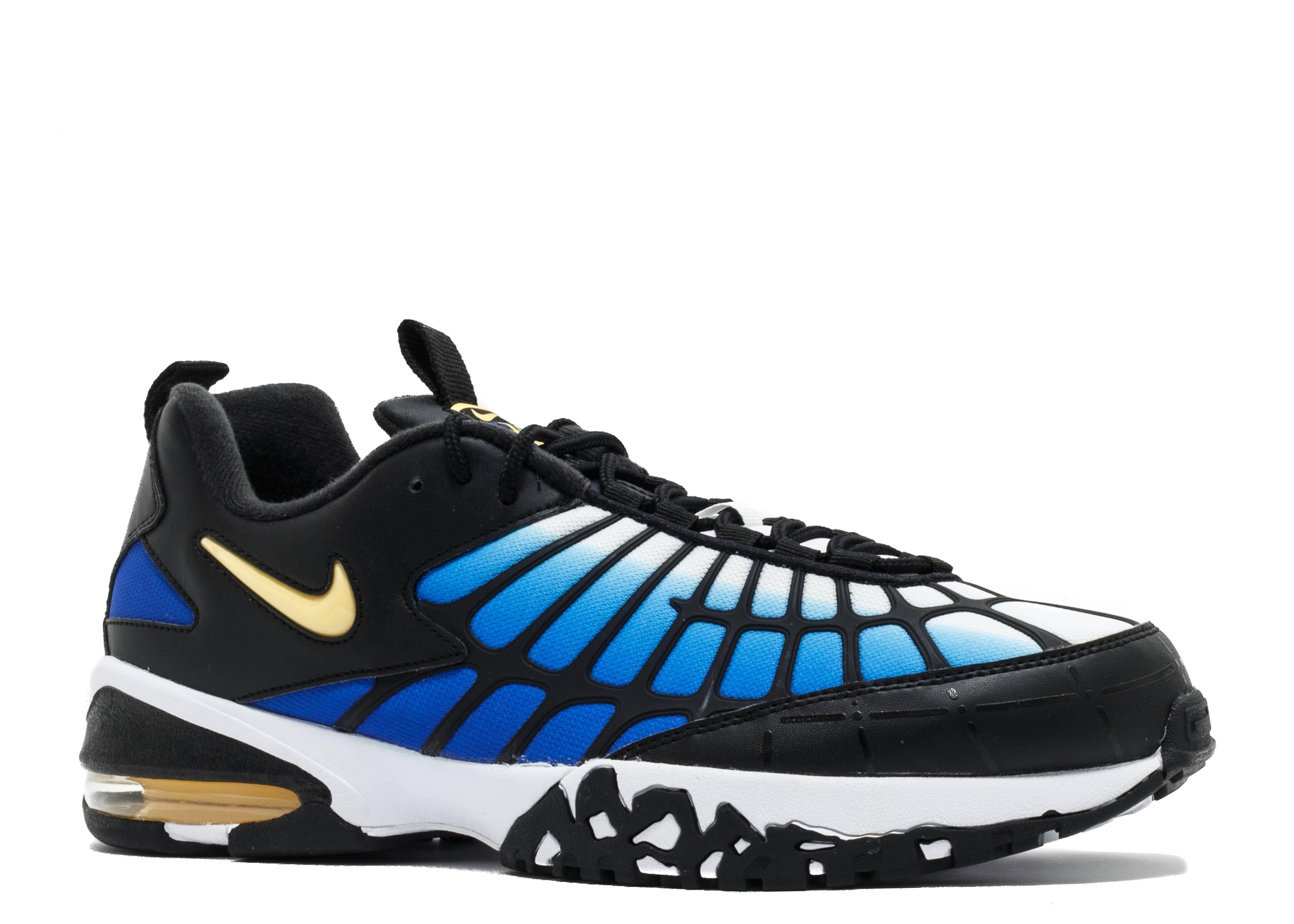 4ab17f8c5bd Air Max 120 - Nike - 819857 400 - hyper blue  chamois-black-white ...