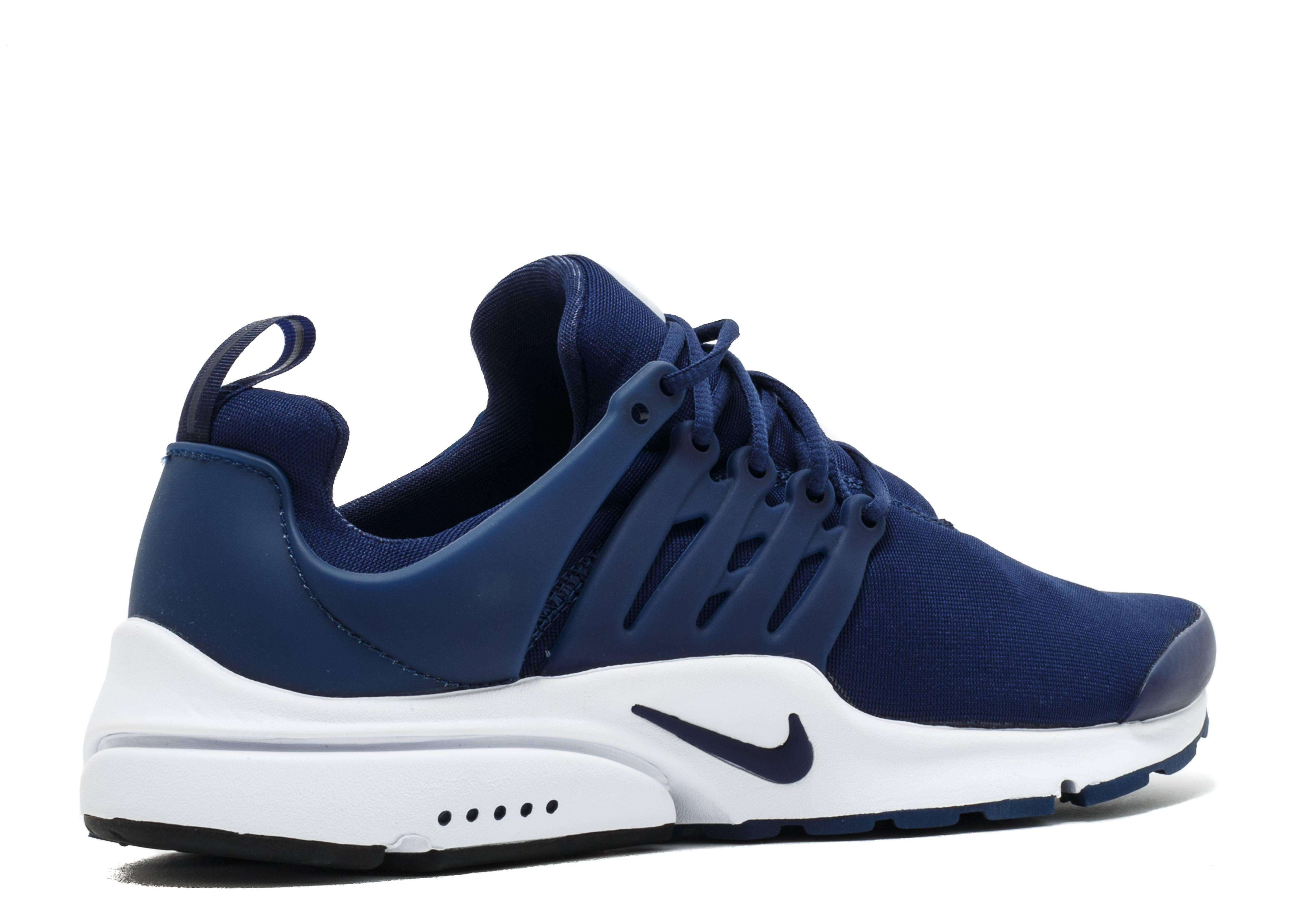 Nike Air Presto Essential - Nike - 848187 402 - binary blue binary blue- white  5b78cf1e0