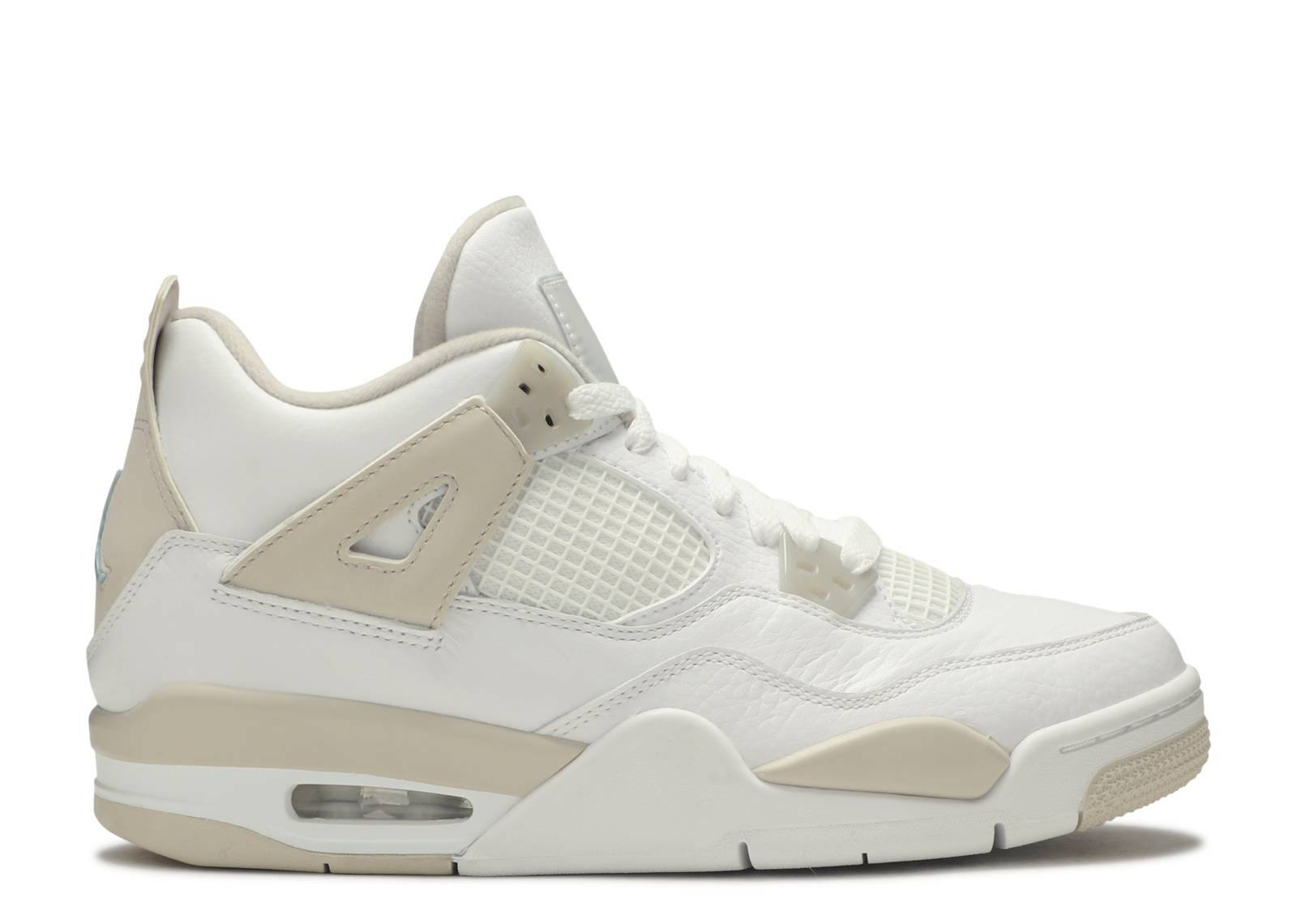 "air jordan 4 retro gg (gs) ""Linen"""