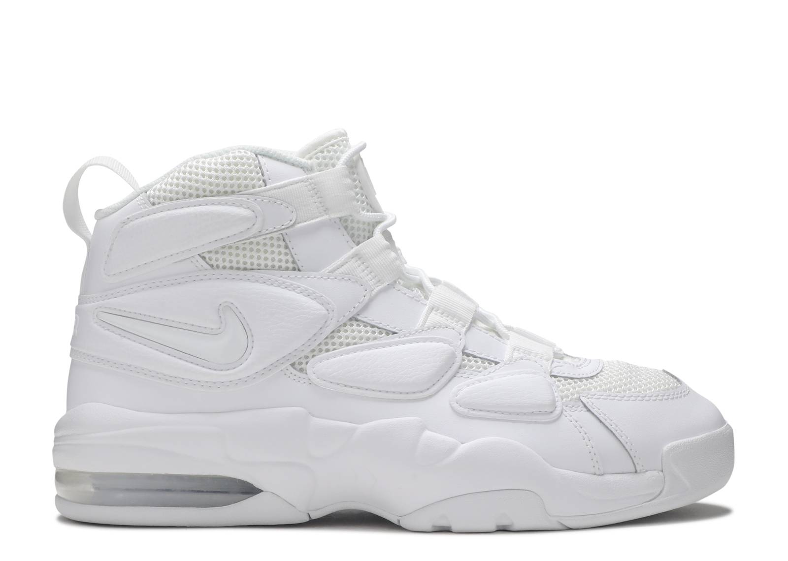 "air max2 uptempo '94 ""triple white"""