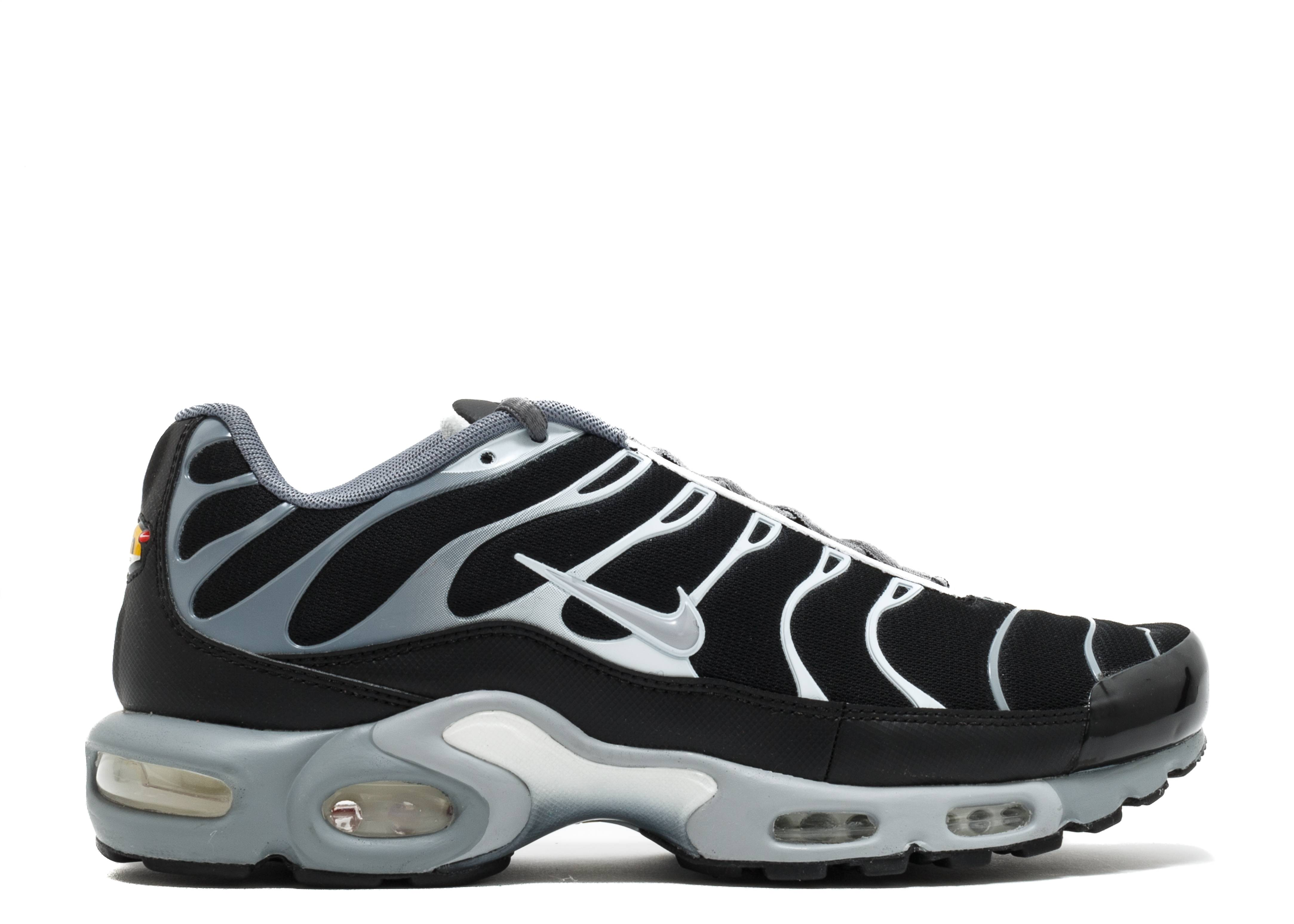 Men's Nike Air Max TN Shoes Silver GreyWhite, Air Max 95