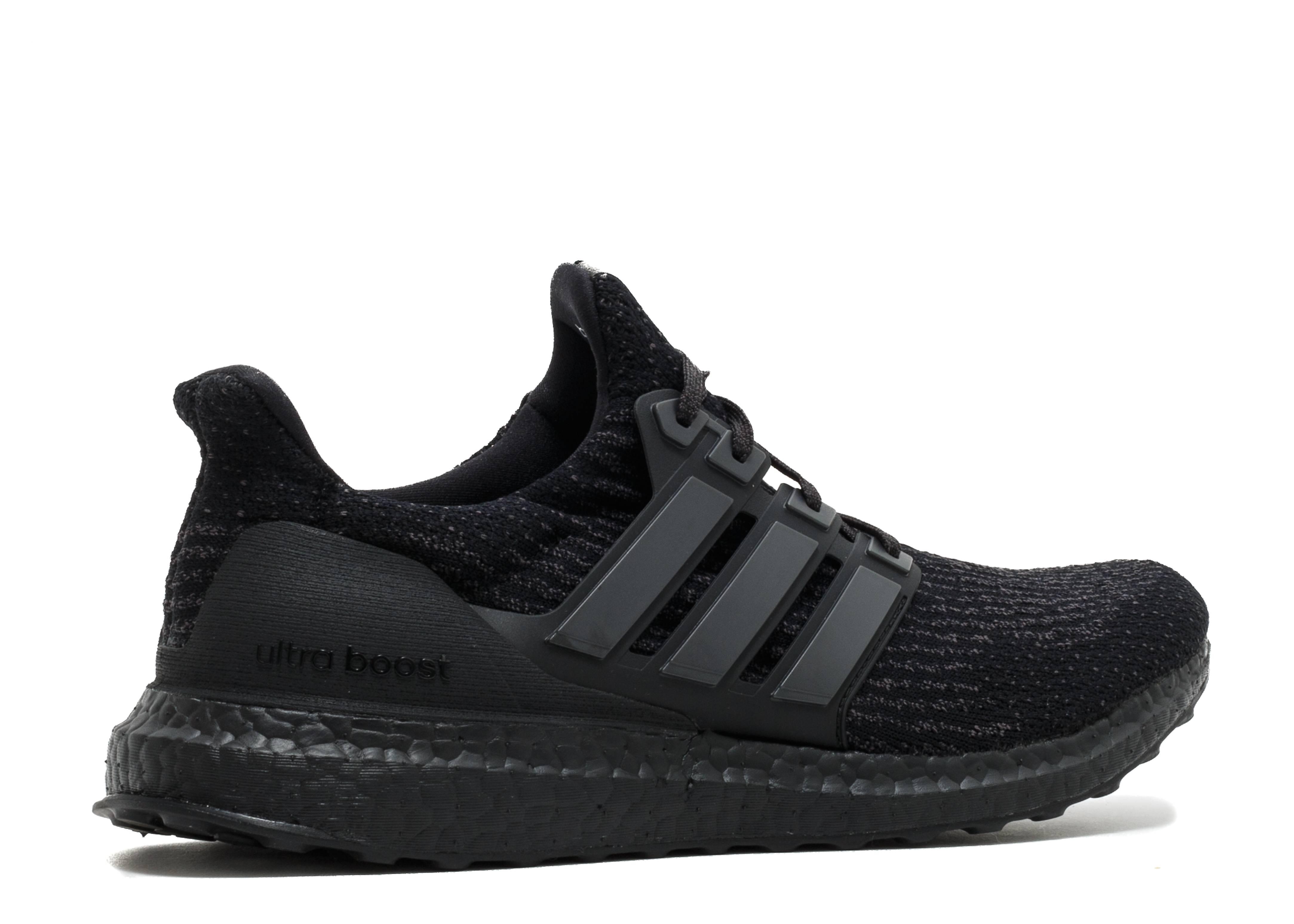 537cf19867e1a Adidas Ultra Boost 3.0 Triple Black 2.0 - 3