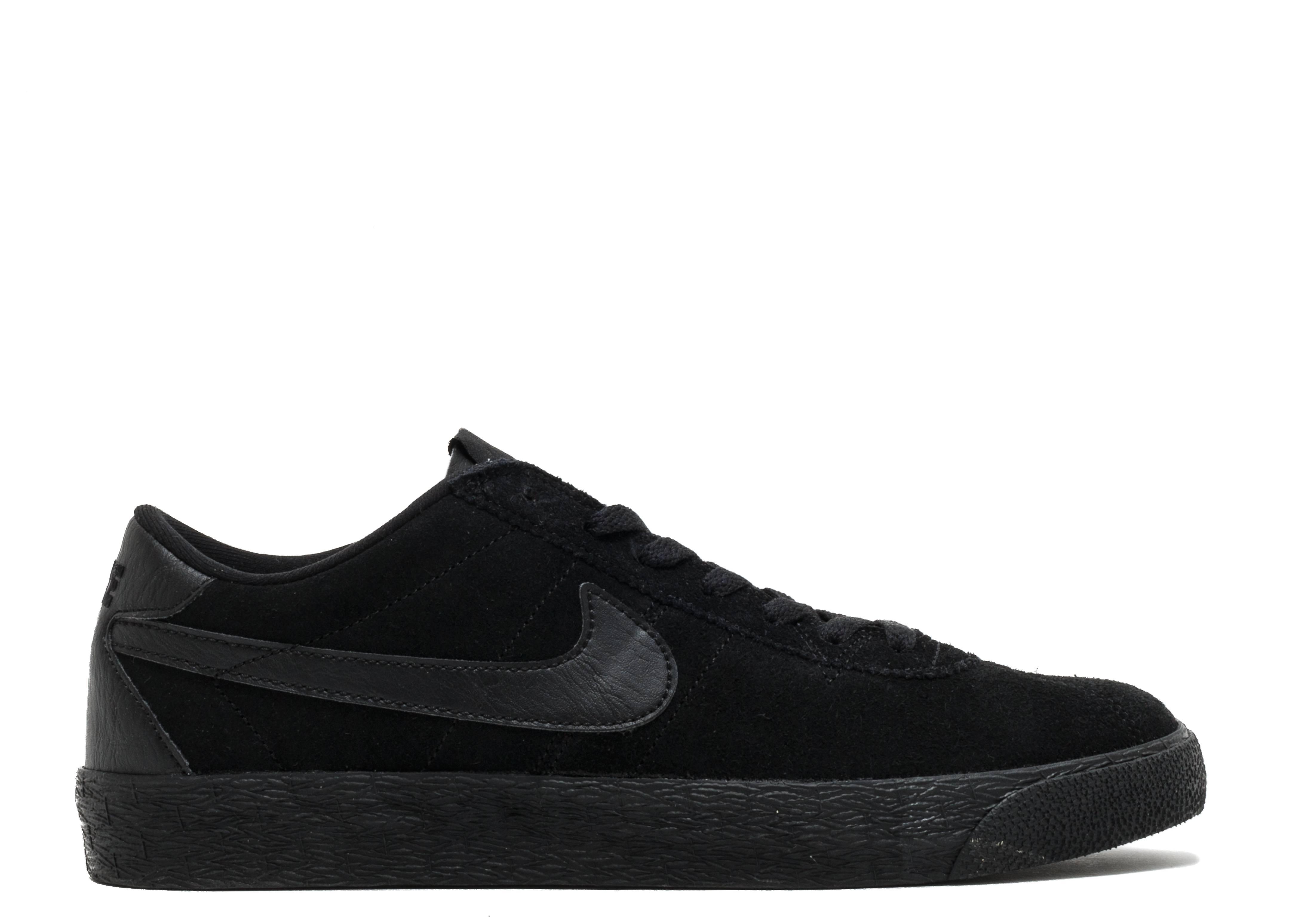 974694f37d9d2 Nike Bruin Sb Premium Se - Nike - 631041 003 - black black
