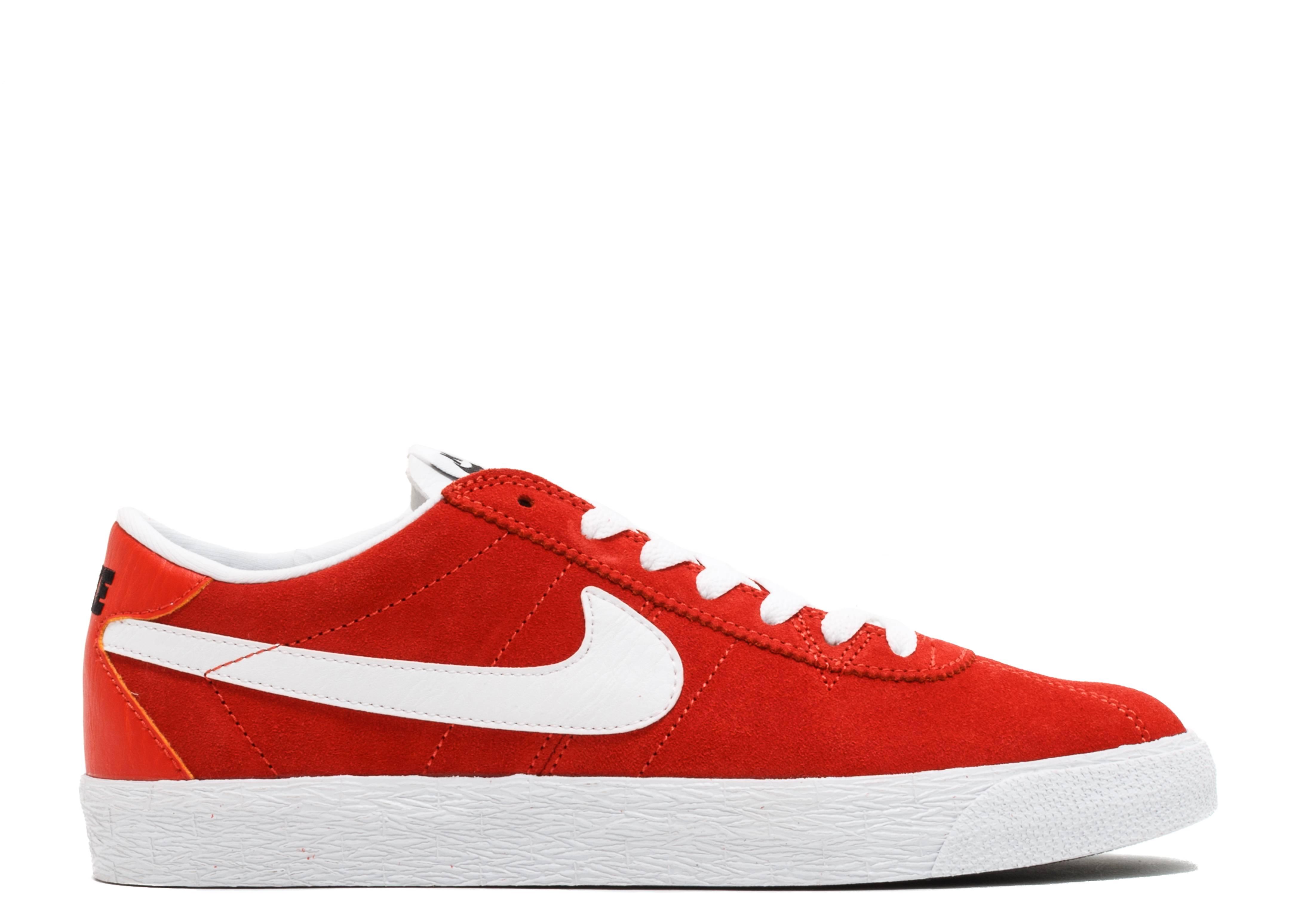 Nike Sb Bruin Zoom Prm Se - Nike - 877045 811 - max orange white ... 8eb7e4b5fb7d