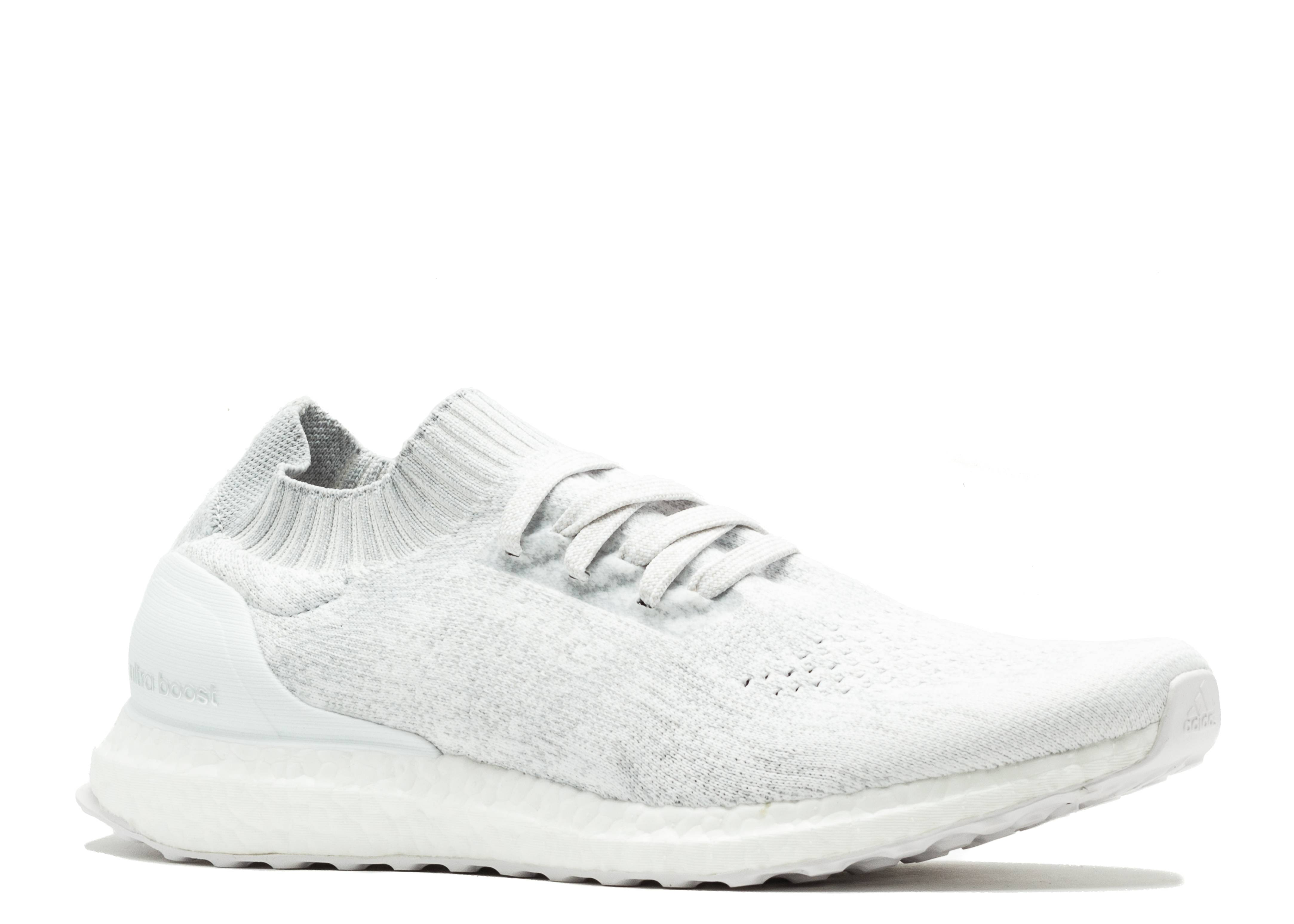 939d9cb01d4 Ultraboost Uncaged - Adidas - by2549 - white grey