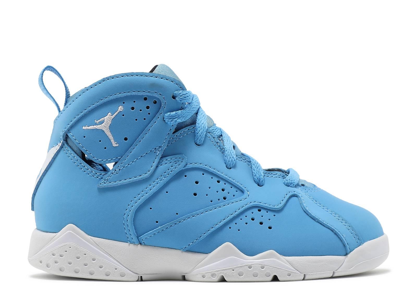 baby blue jordans