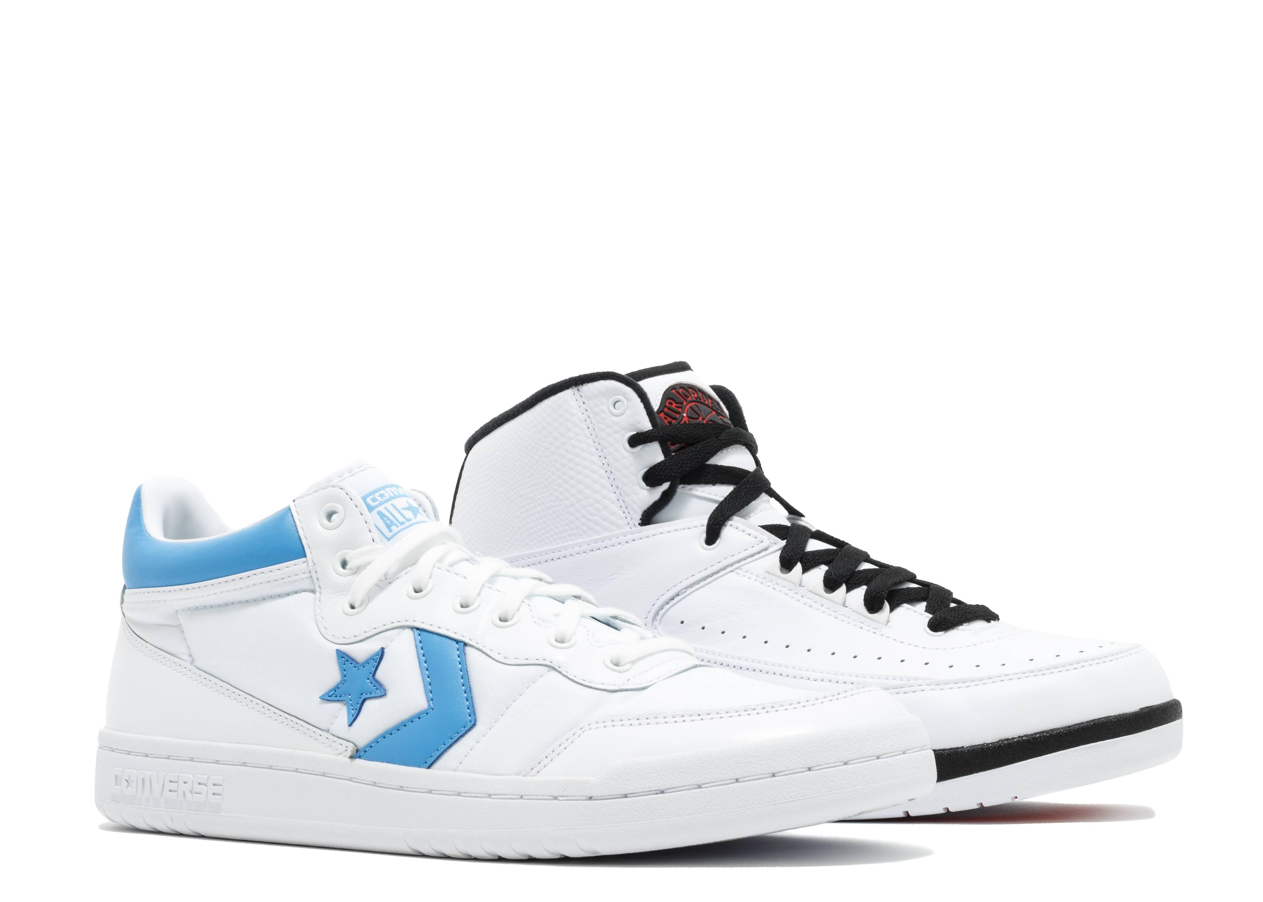"Air Jordan x Converse 'Alumni Pack' ""Alumni Pack"""