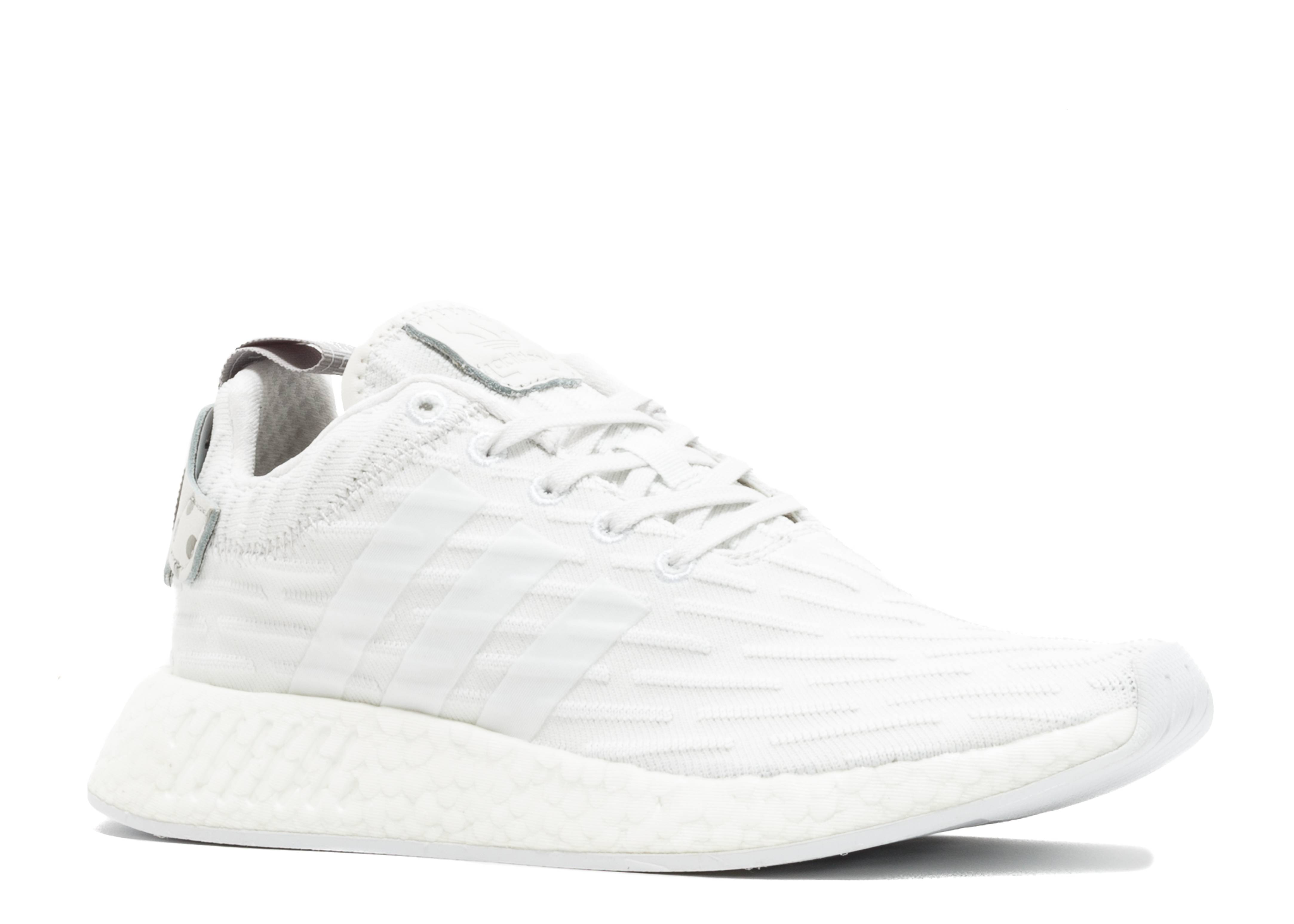 fac65172540 Nmd R2 W - Adidas - BY2245 - clear granite vintage white