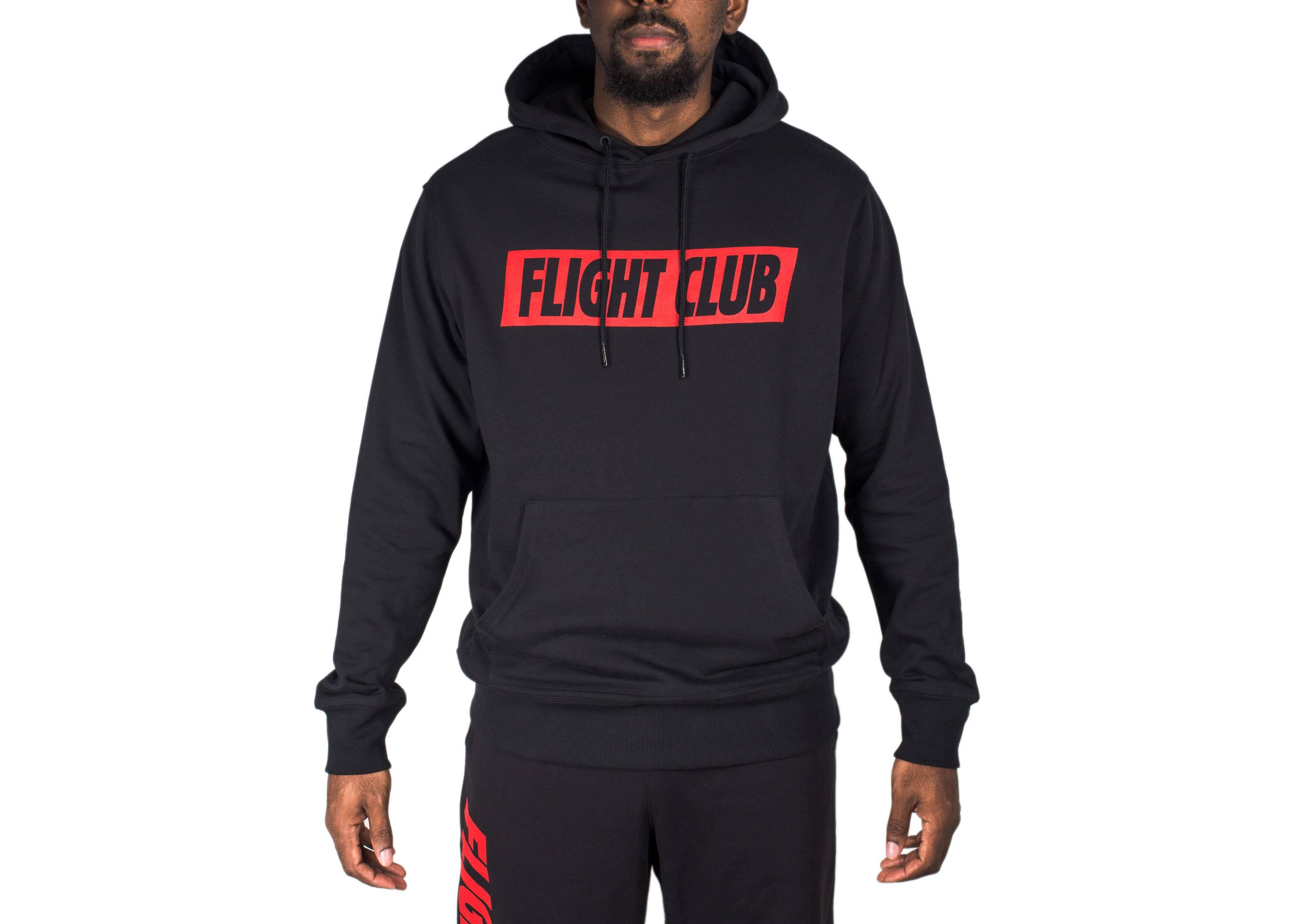 55ae73d2843 Foundation Hoody - Flight Club - FCSW01 17 3 - black fc red
