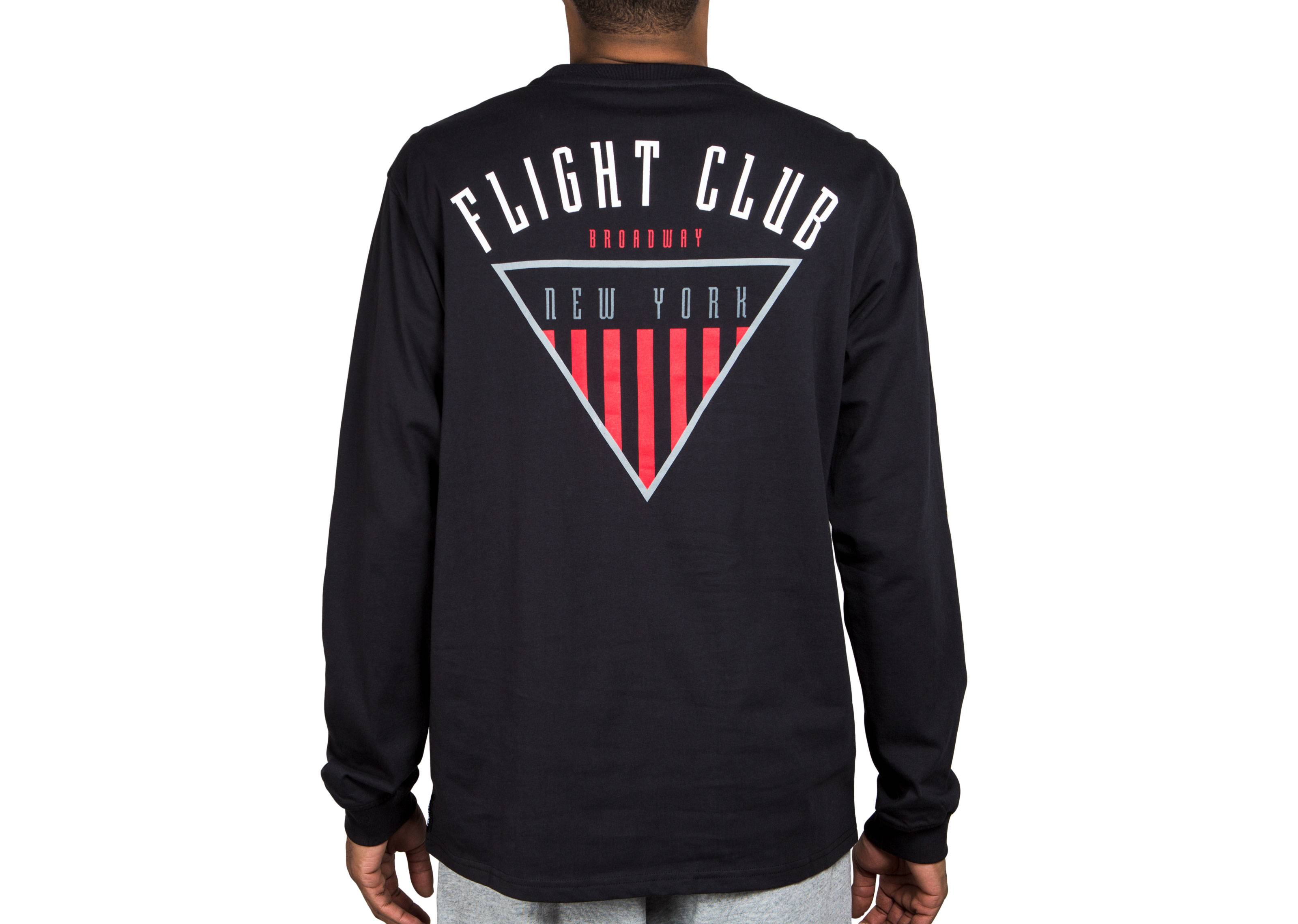 online store 09543 16786 flight club. Tri LS T-Shirt