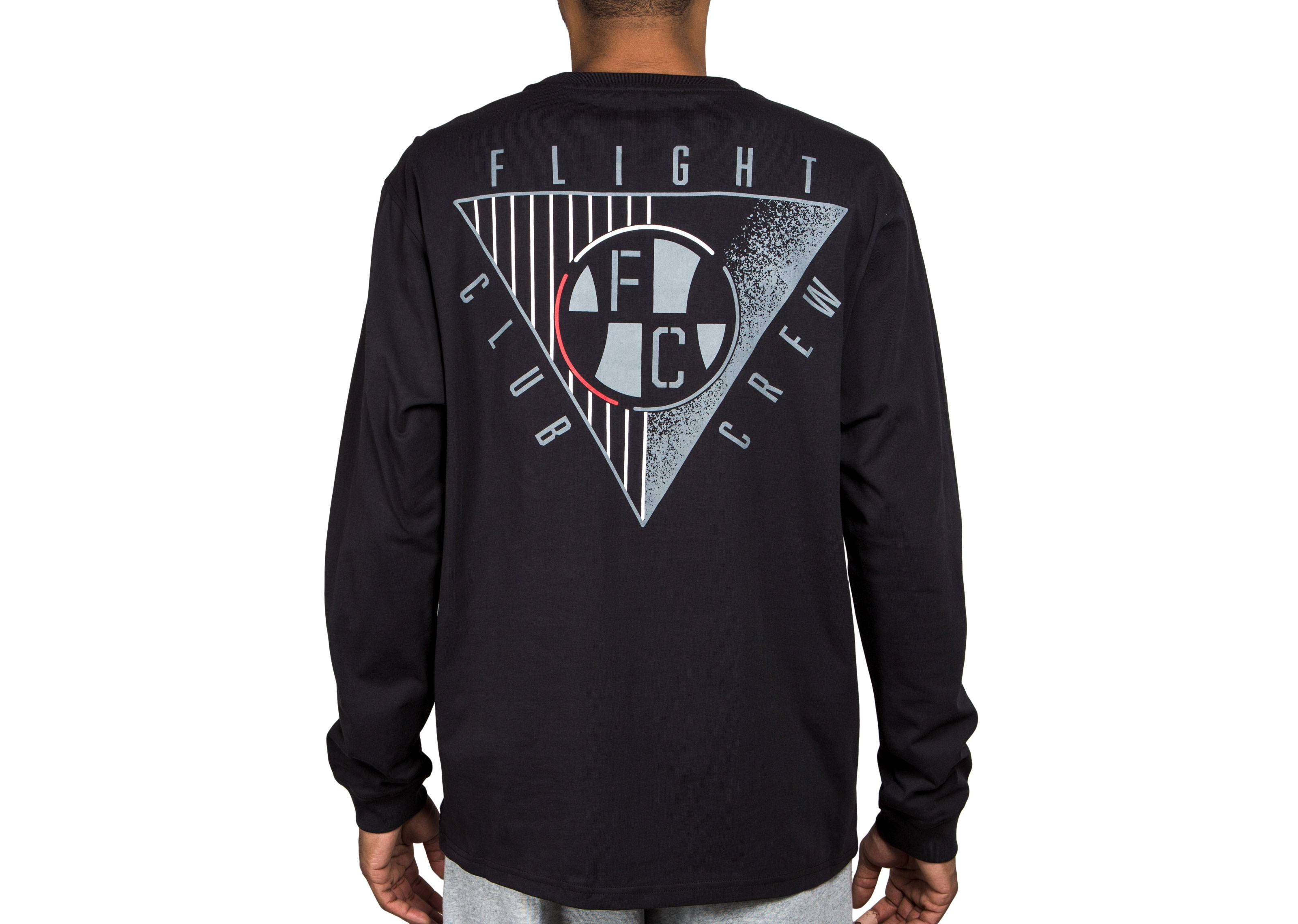 Tri Fade LS T-Shirt