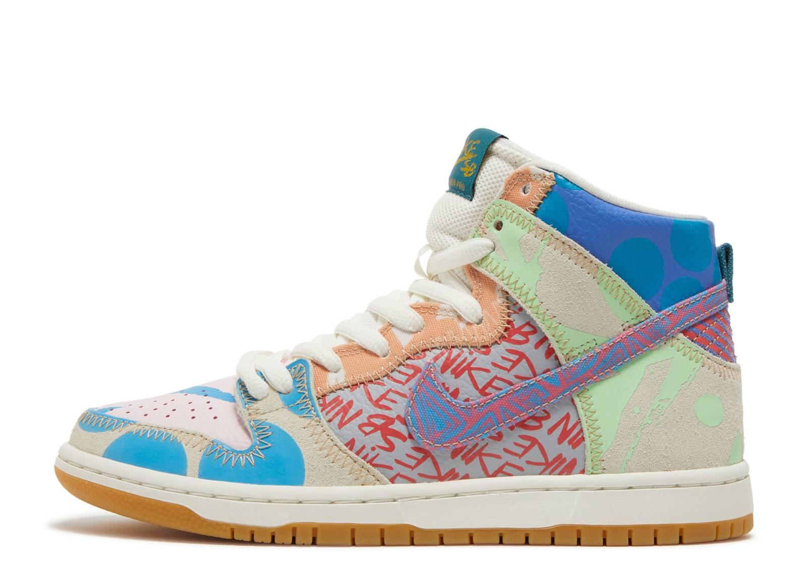 48c0248850a0 Nike Sb Zoom Dunk High Prem