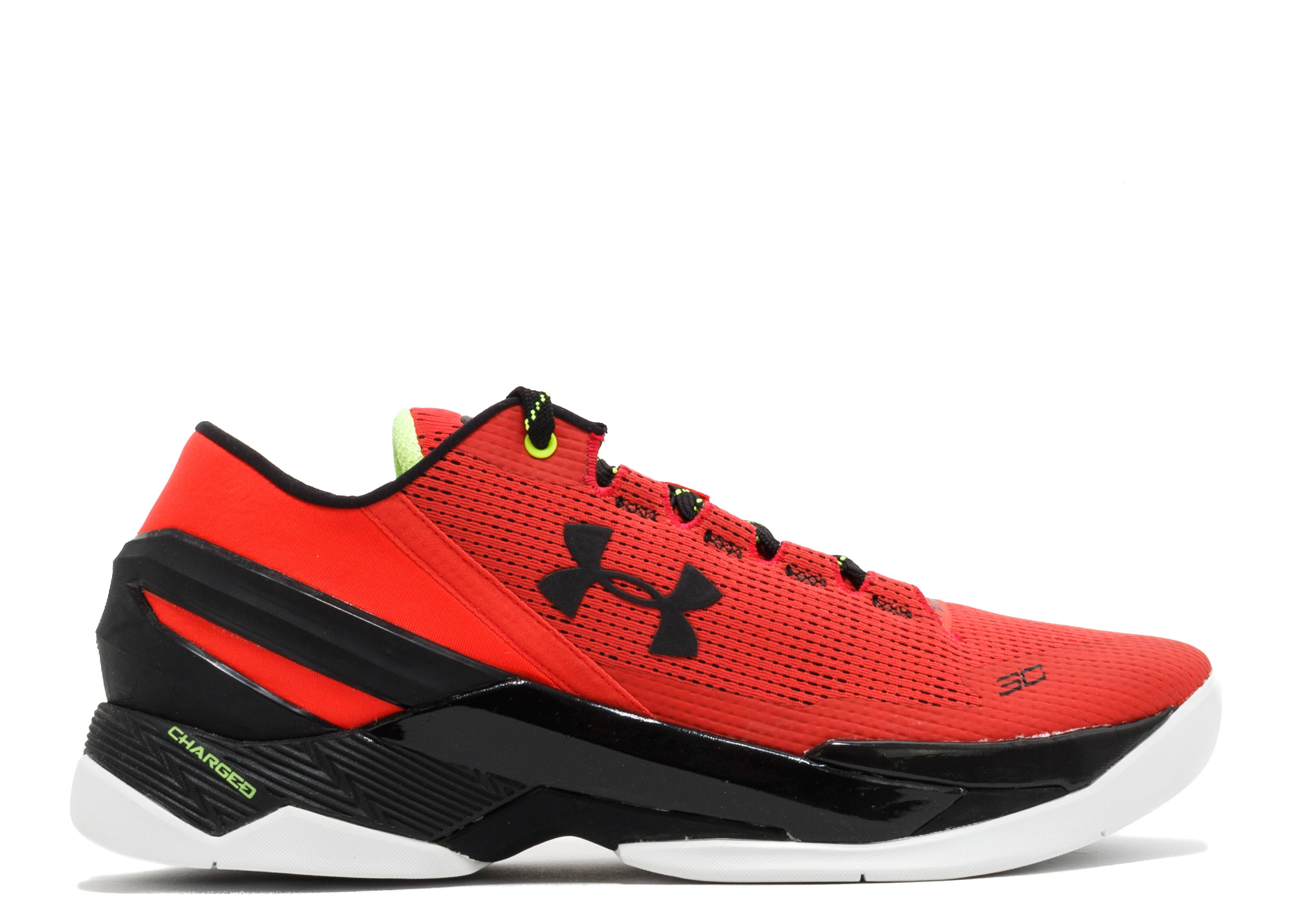 under armour. UA Curry 2 Low