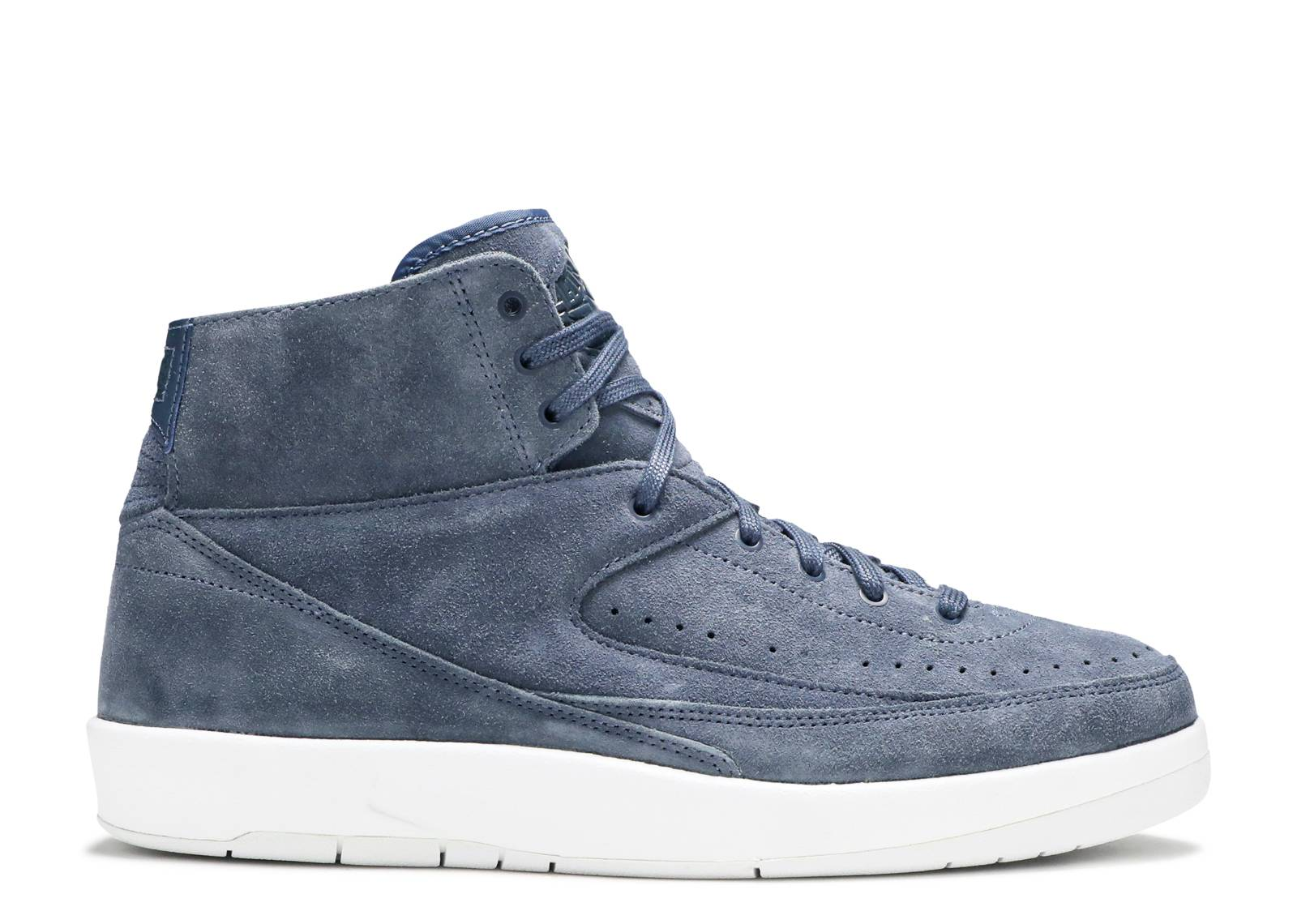 0941b5f8eb9 Air Jordan 2 Retro Decon - Air Jordan - 897521 402 - thunder blue ...