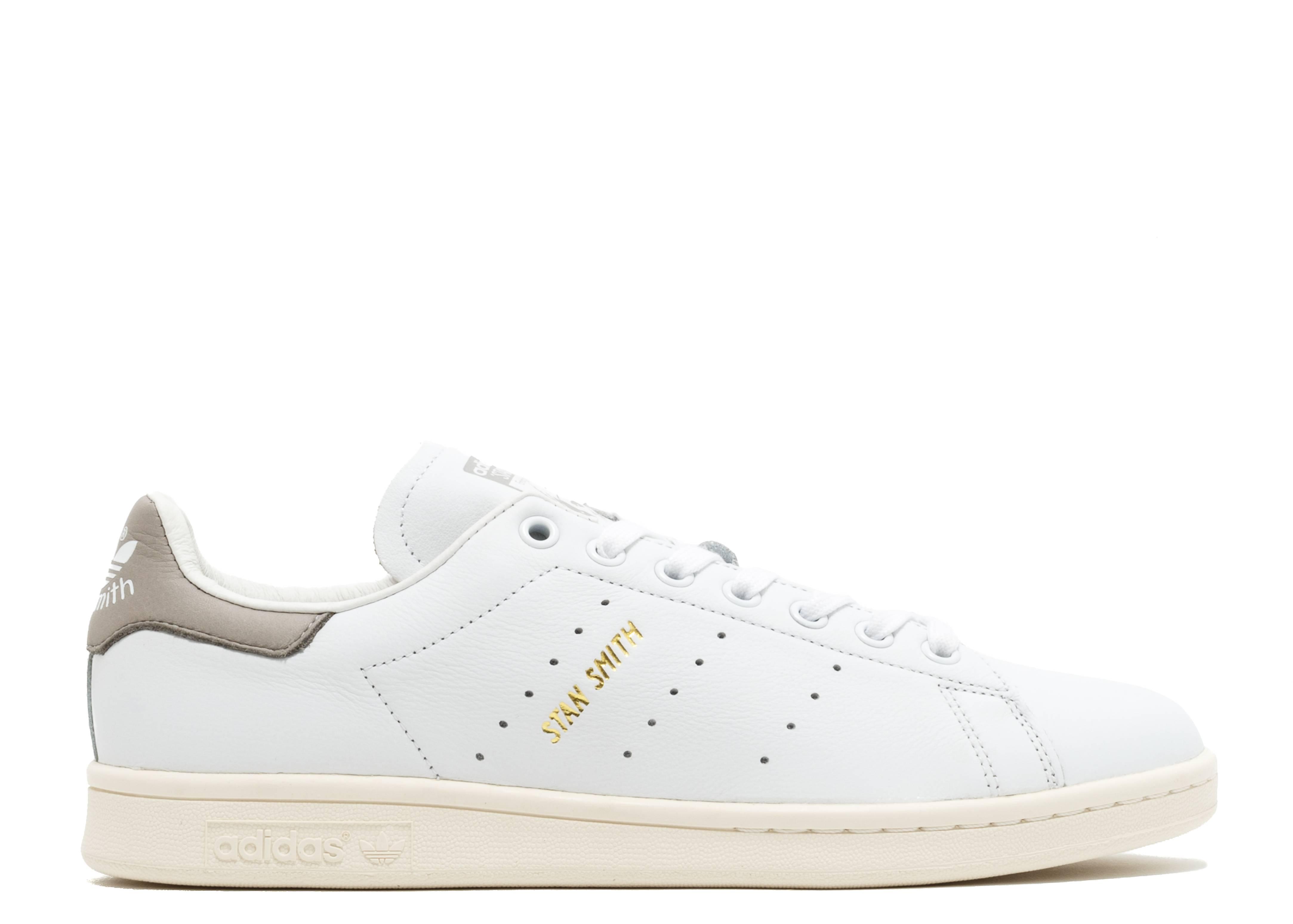 Adidas Originals Stan Smith White Clear Granite S75075