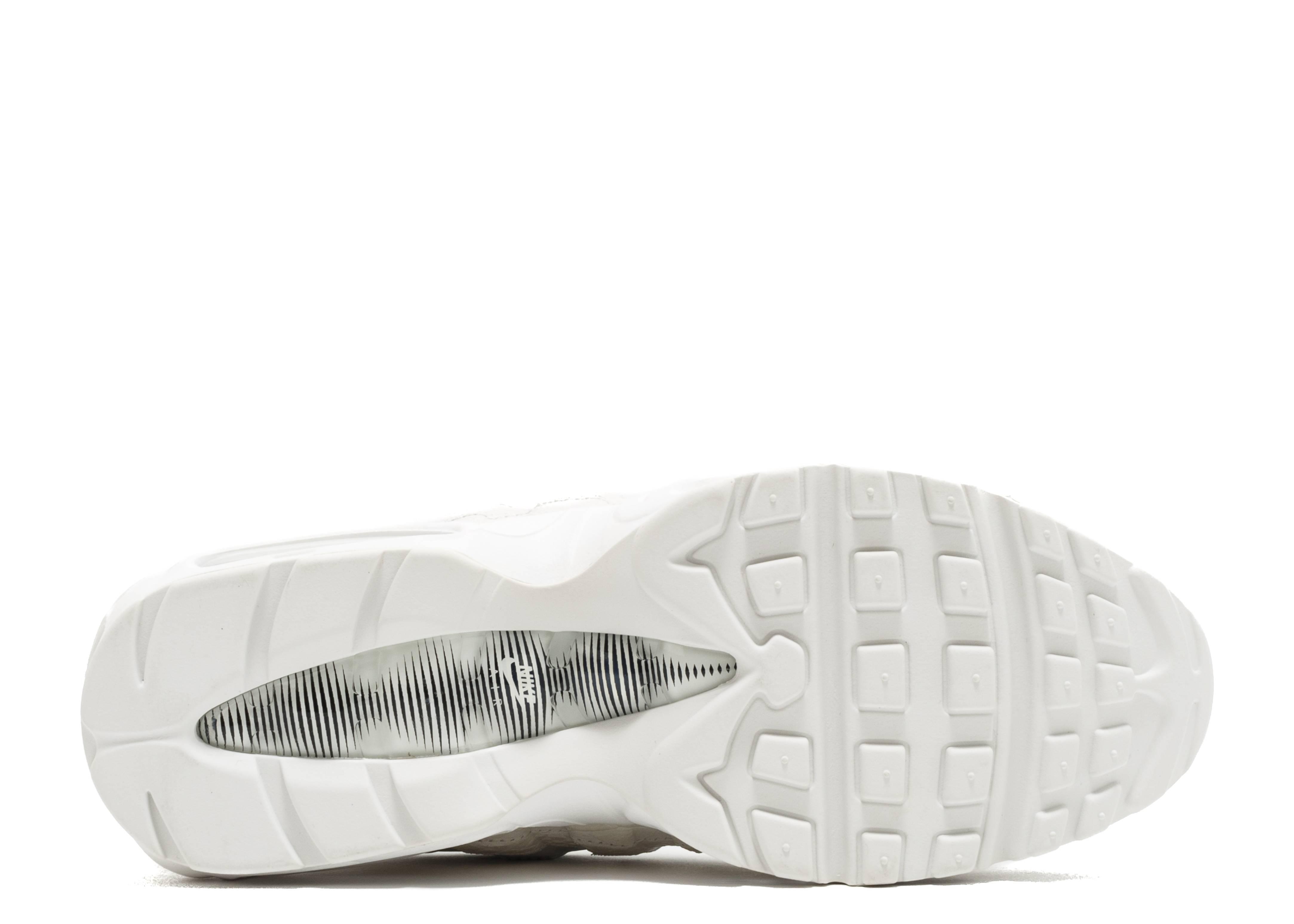 Air Max 95 Prm 'Summer Scales' Nike 538416 100 Weiß