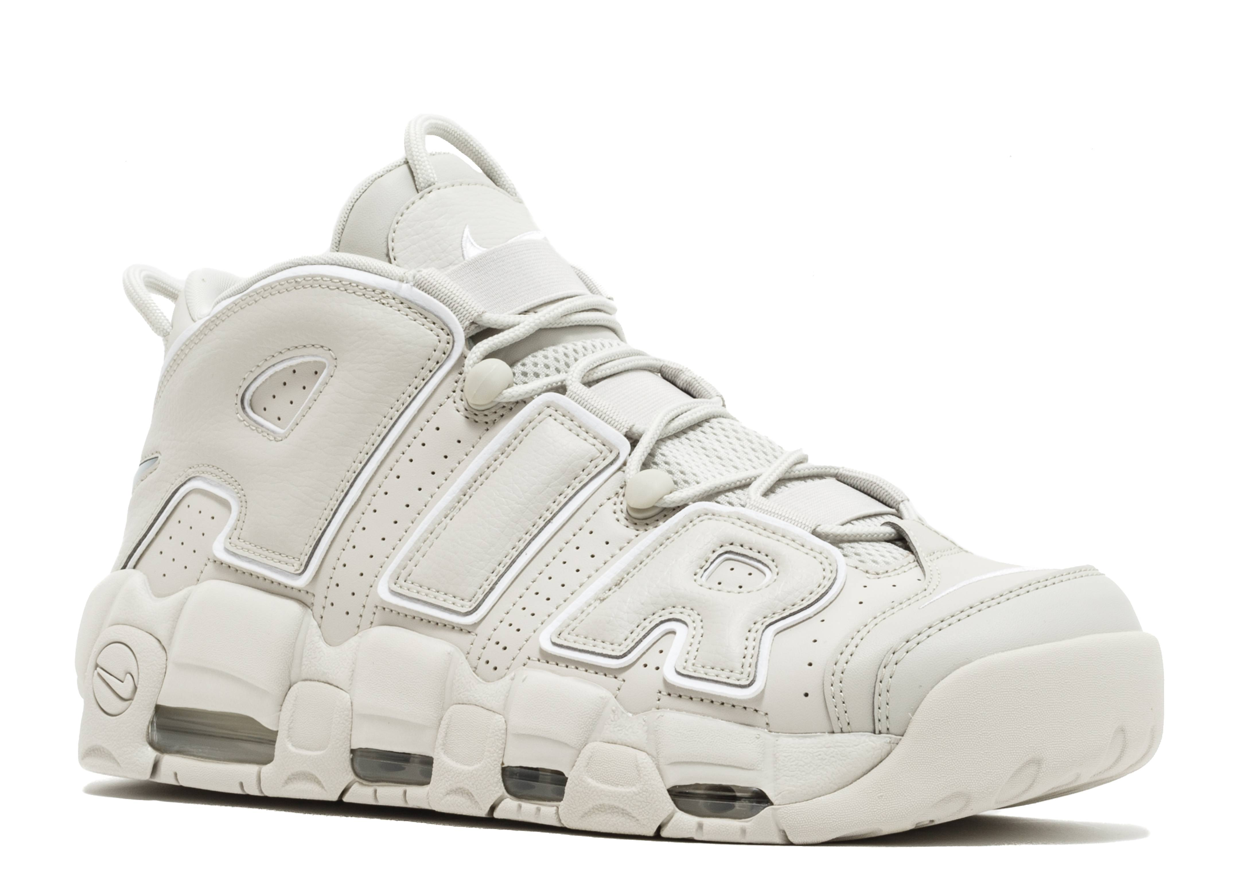 3be997ce01 Air More Uptempo 96 - Nike - 921948 001 - light bone/white-light bone |  Flight Club