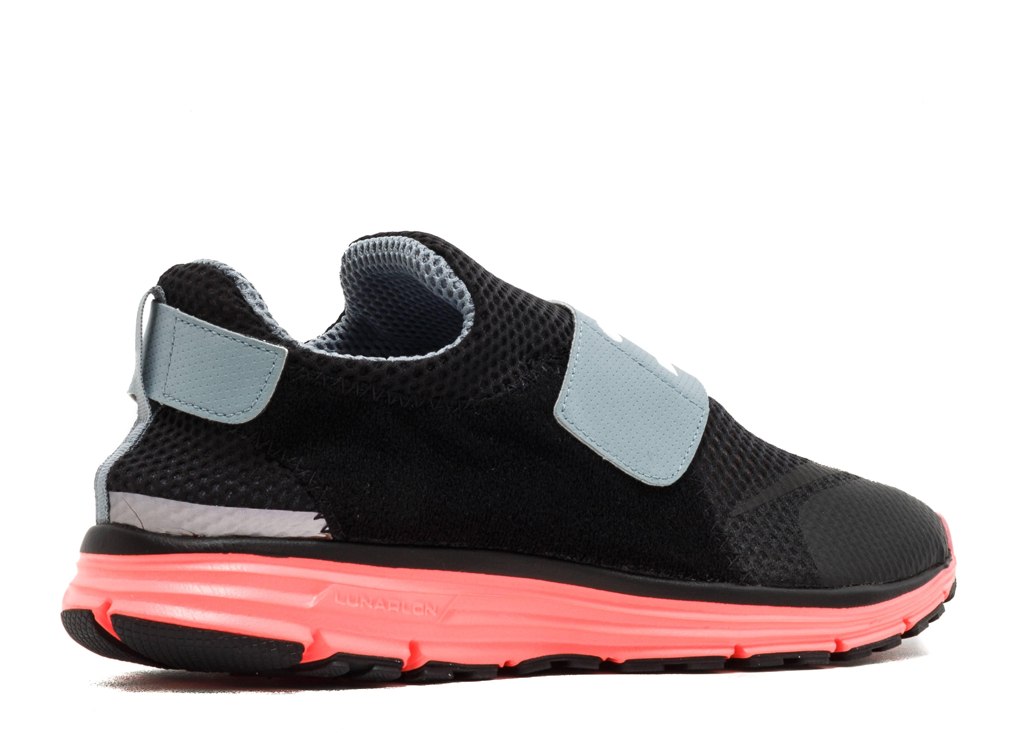 4b4dba9213c1e Nike Lunarfly 306 - Nike - 644395 002 - black white-mgnt gry-