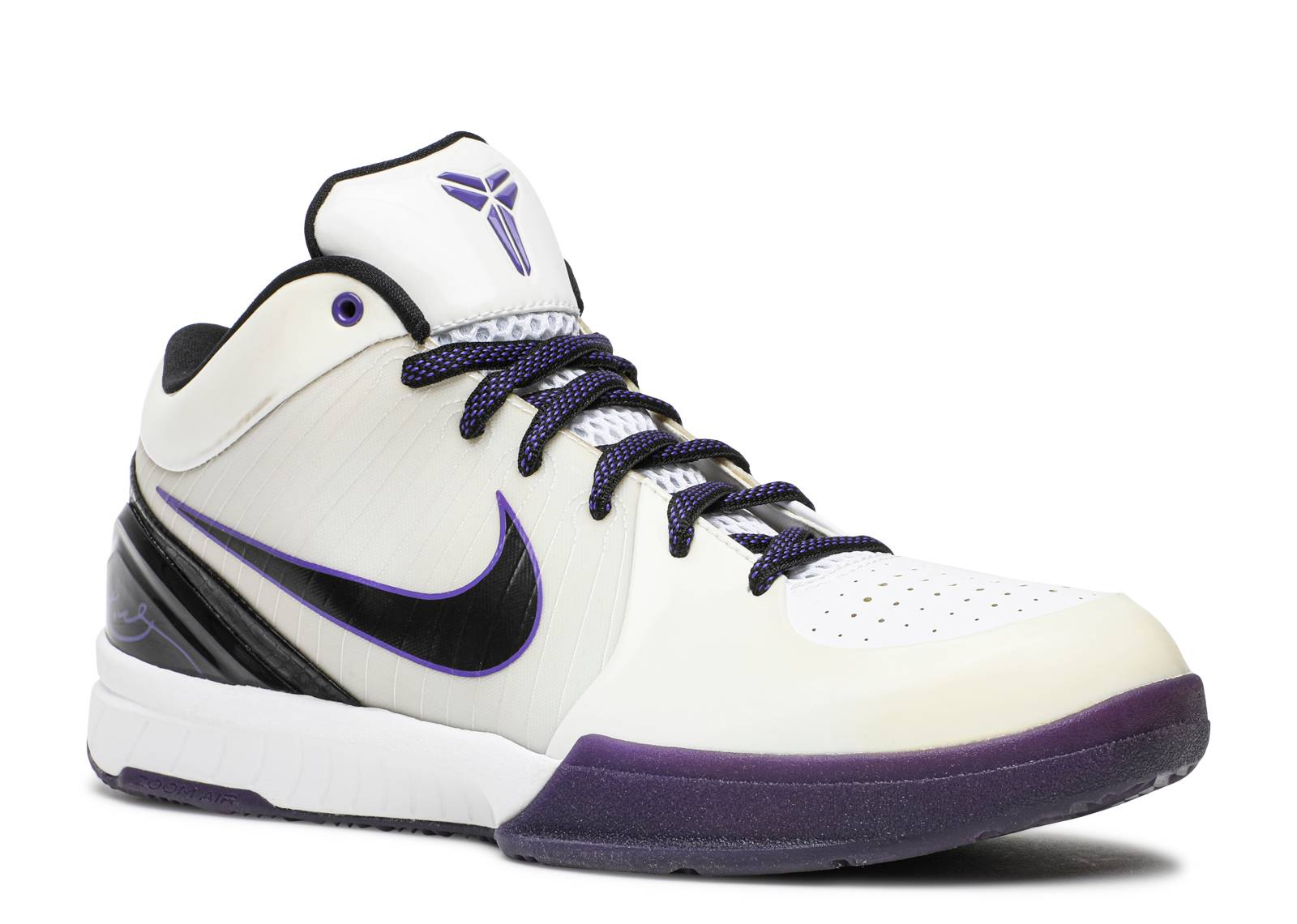 Kobe Iv White Varsity Purple Kobe Iv White Purple Black  31bec2266