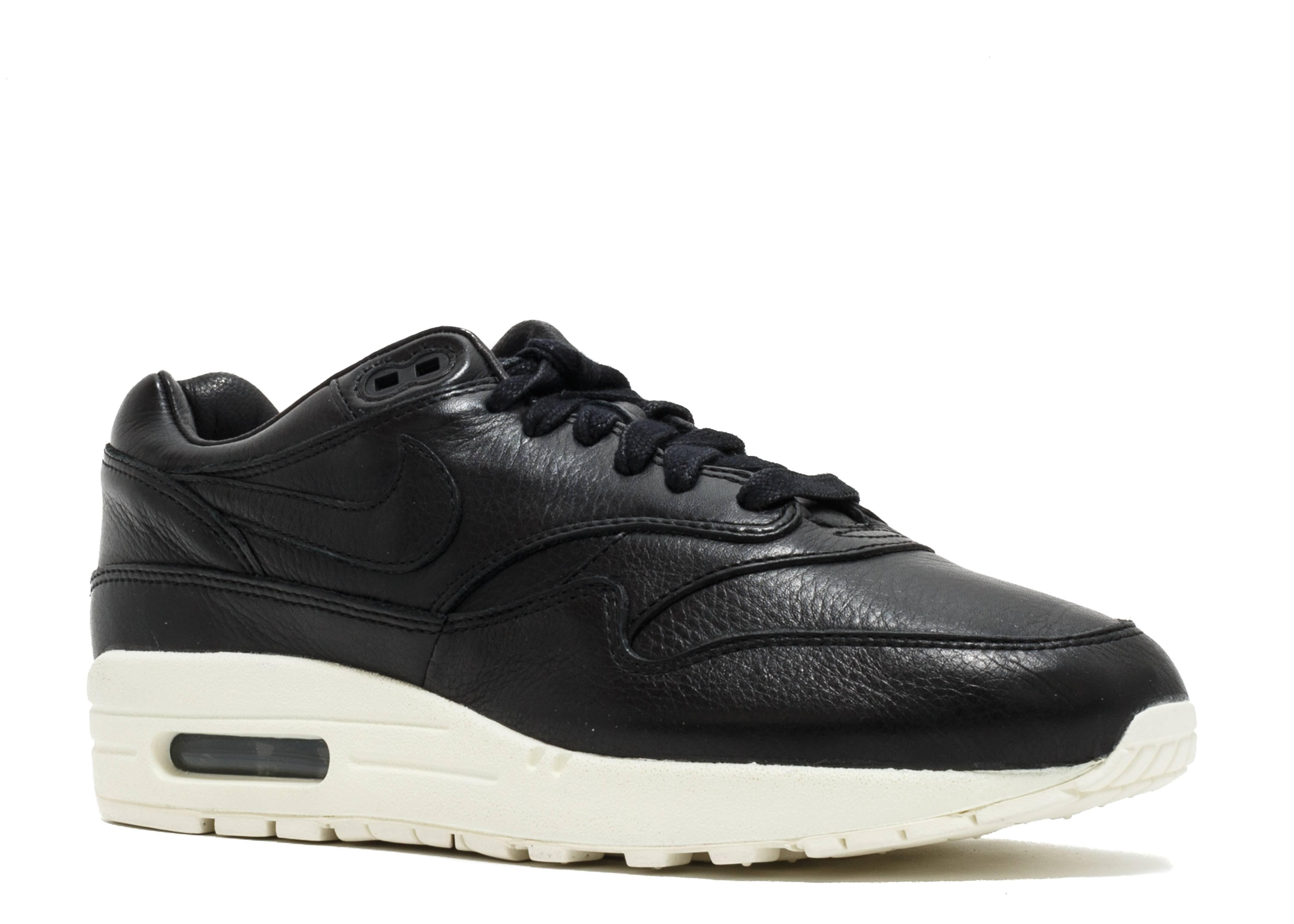 c89cc1f68eae Air Max 1 Pinnacle - Nike - 859554 003 - black black sail