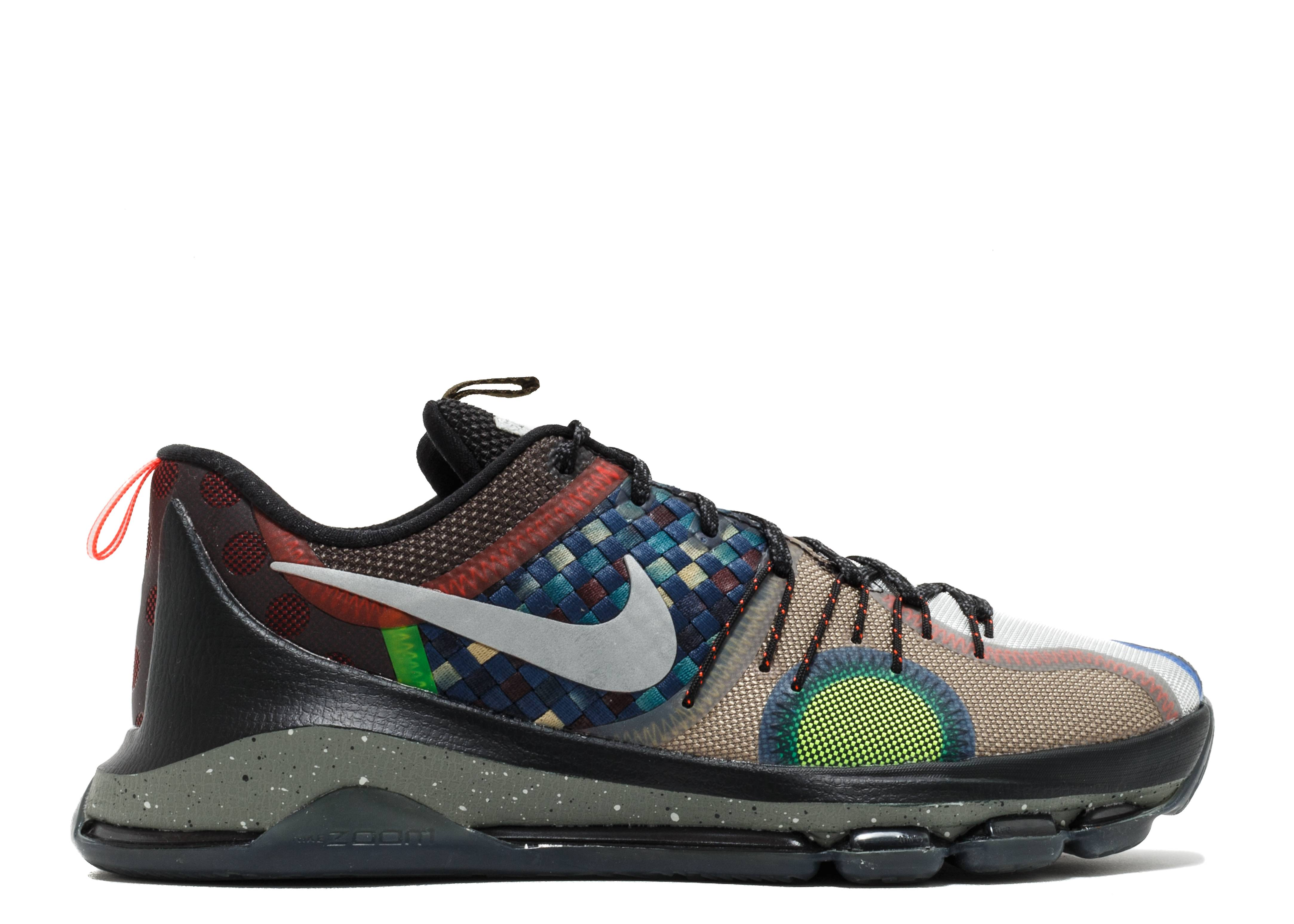 "kd 8 se ""What The"""
