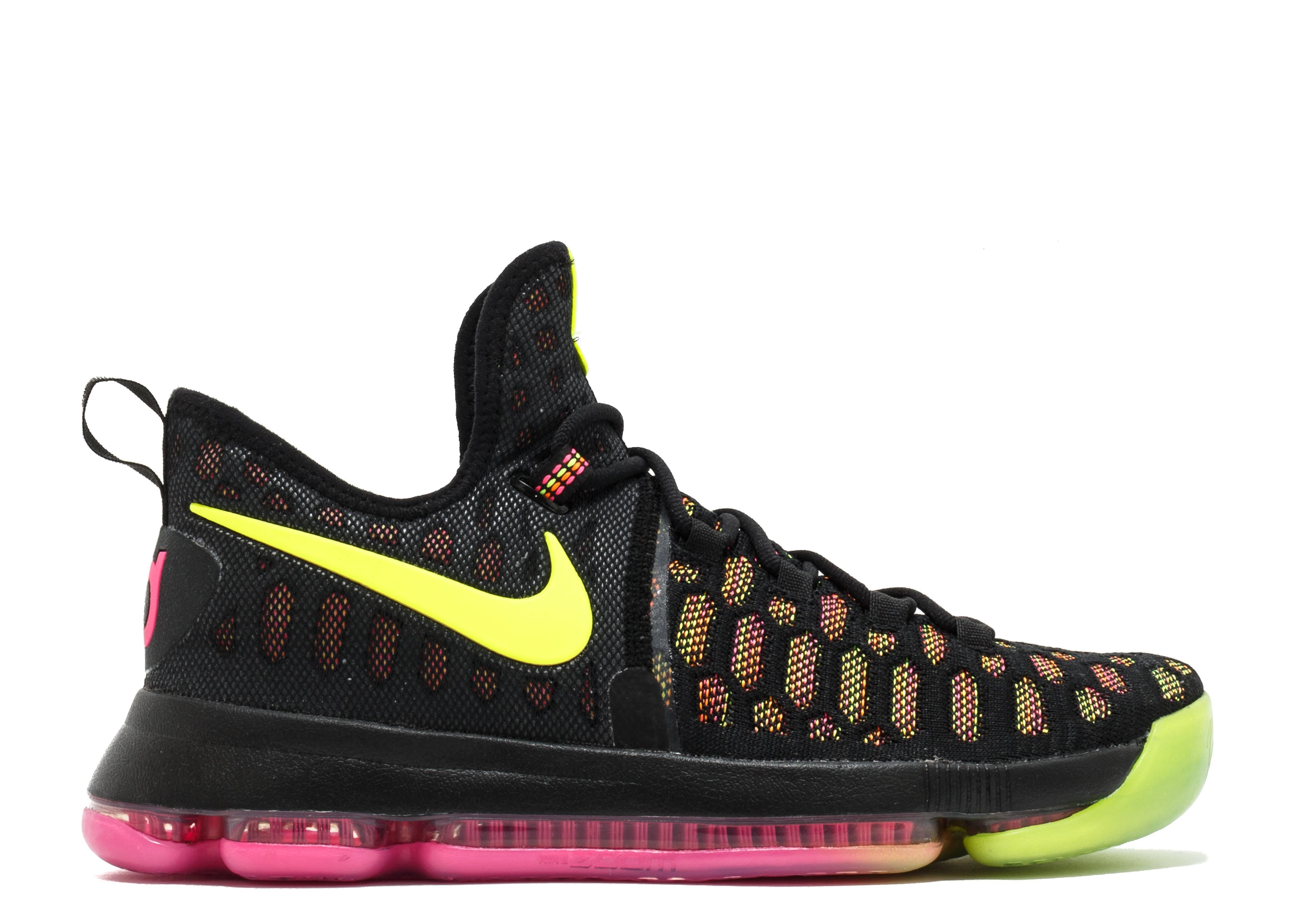 best sneakers 2e0aa 28f89 Zoom Kd 9 - Nike - 843392 999 - multi-color multi-color   Flight Club