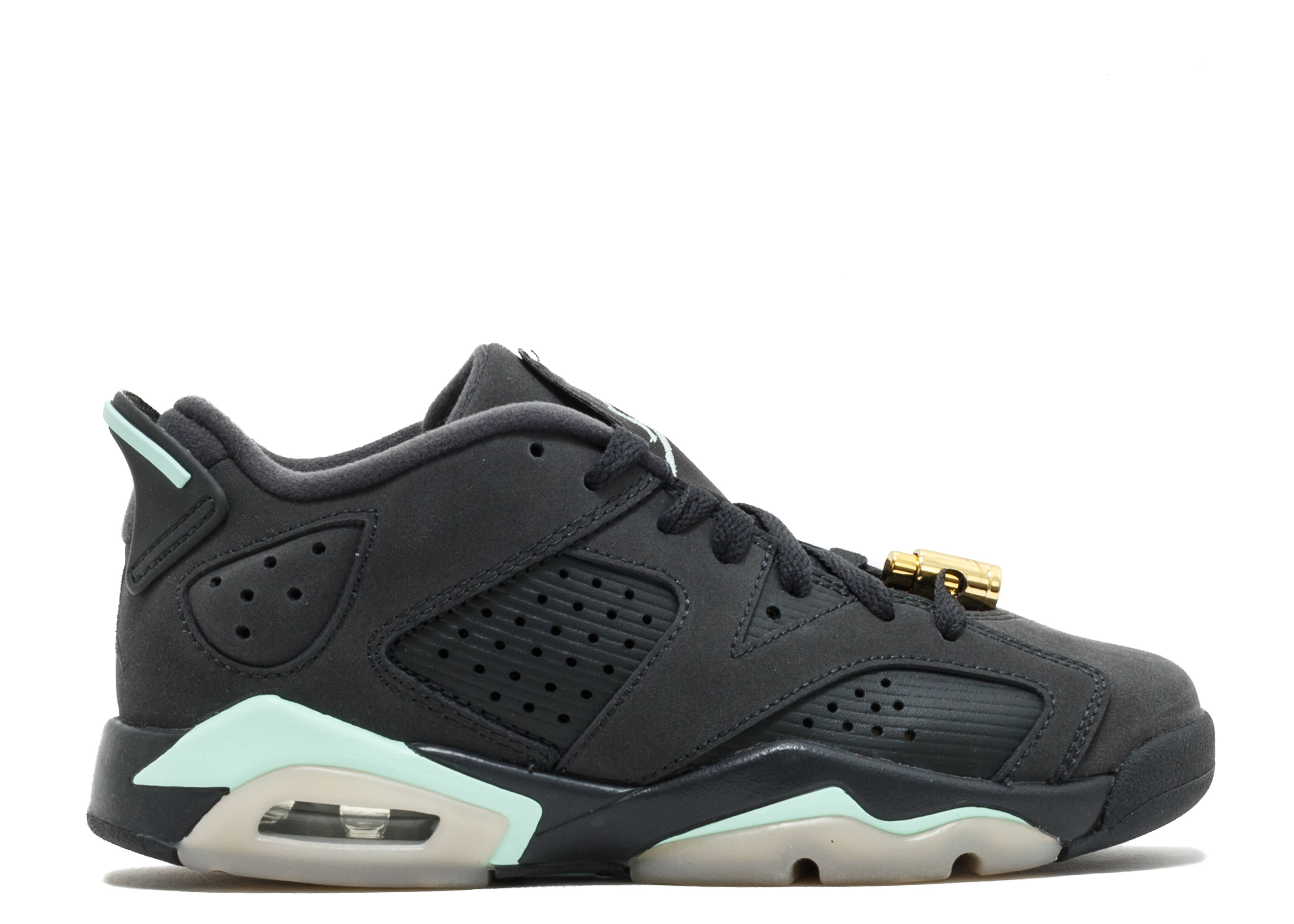 "air jordan 6 retro low gg ""mint foam"""