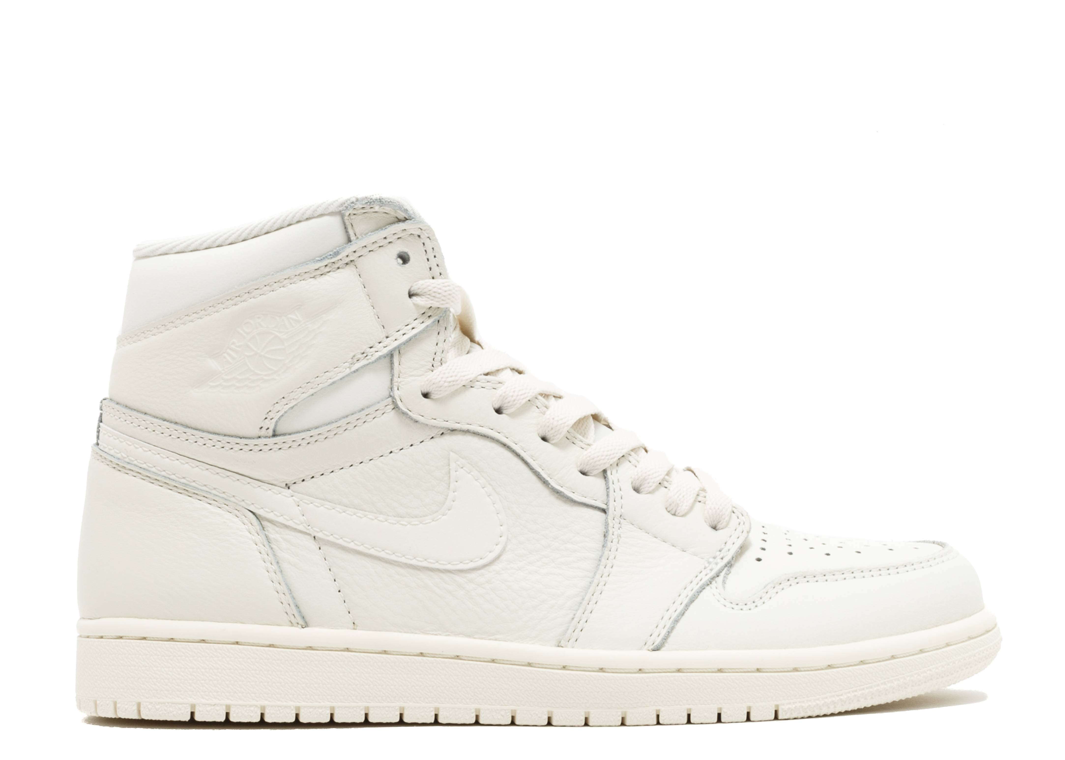 "Air Jordan 1 Retro High OG ""sail"""