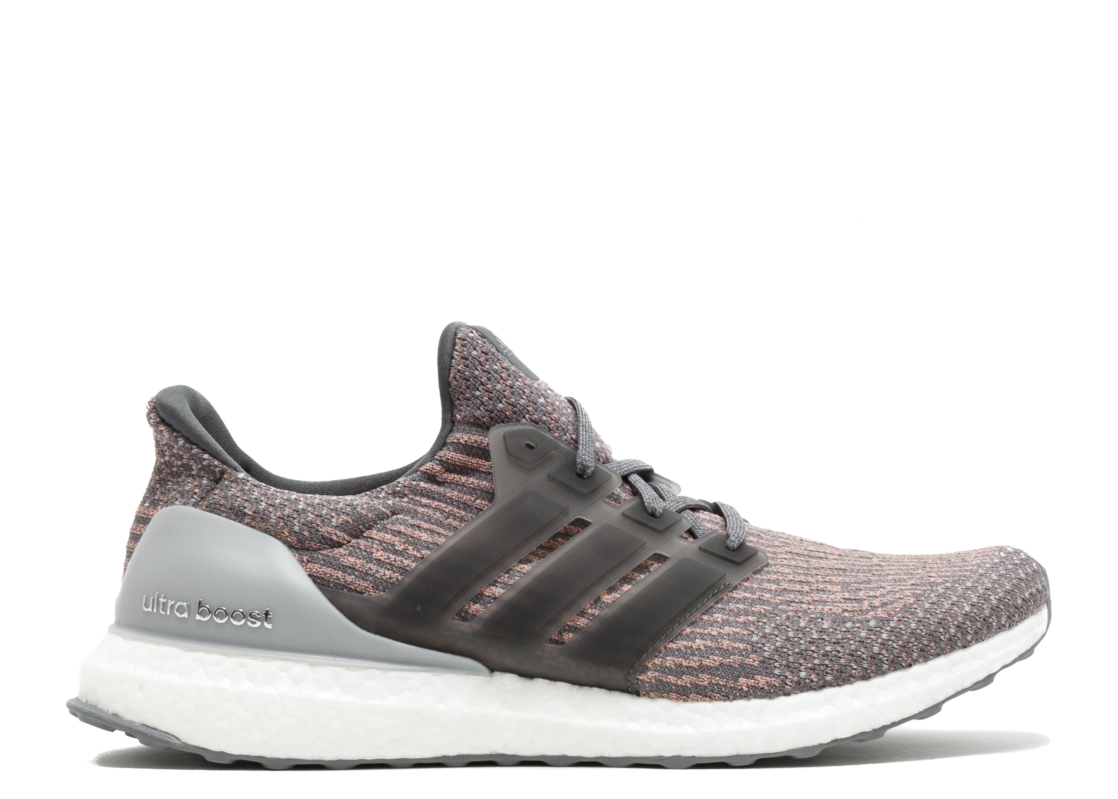 best sneakers 5192e 5be82 Ultra Boost - Adidas - s82022 - grey fourgrey fourtrace pink  Flight Club