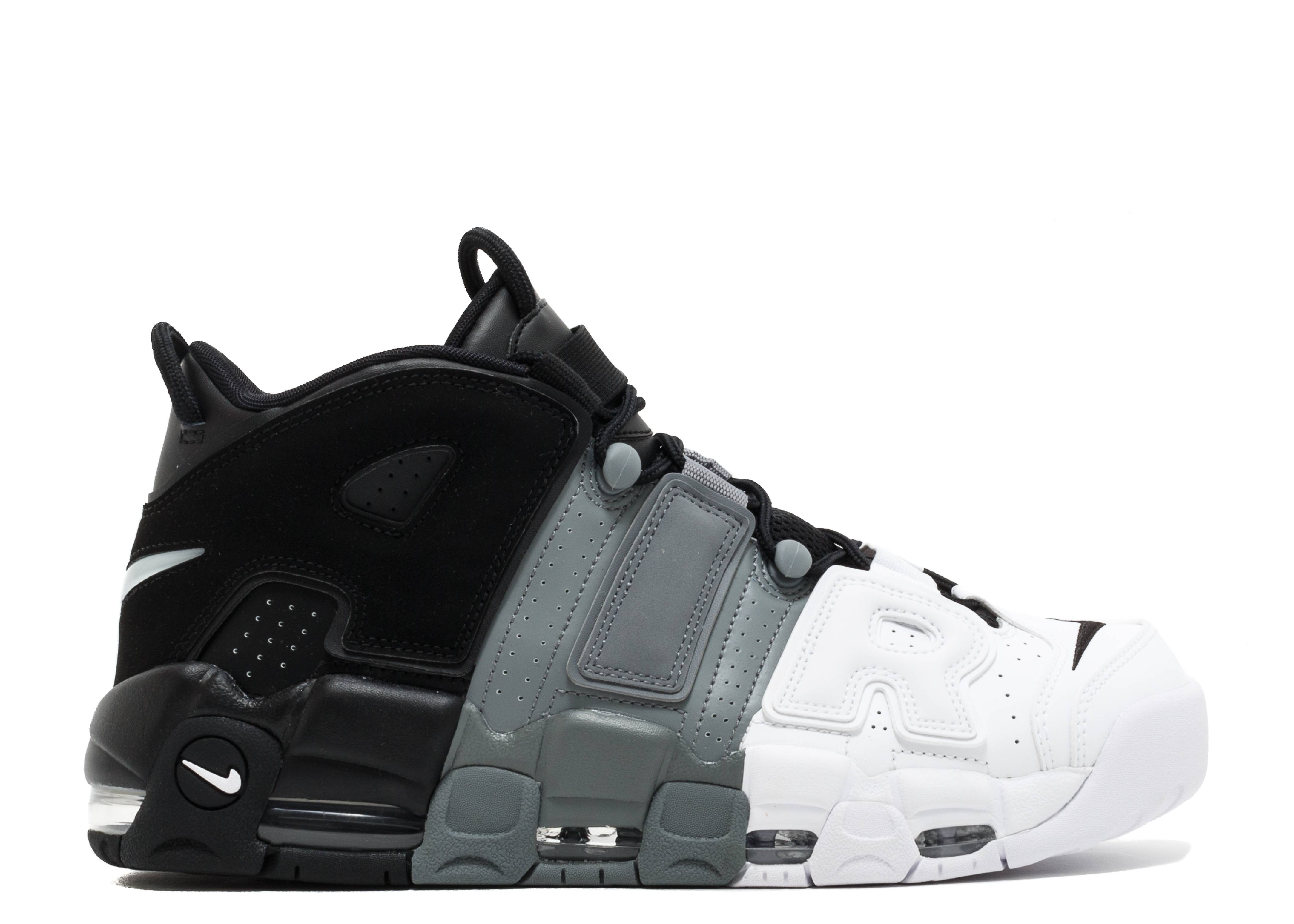 5d18f51155 Air More Uptempo '96 - Nike - 921948 002 - black/black-cool grey ...
