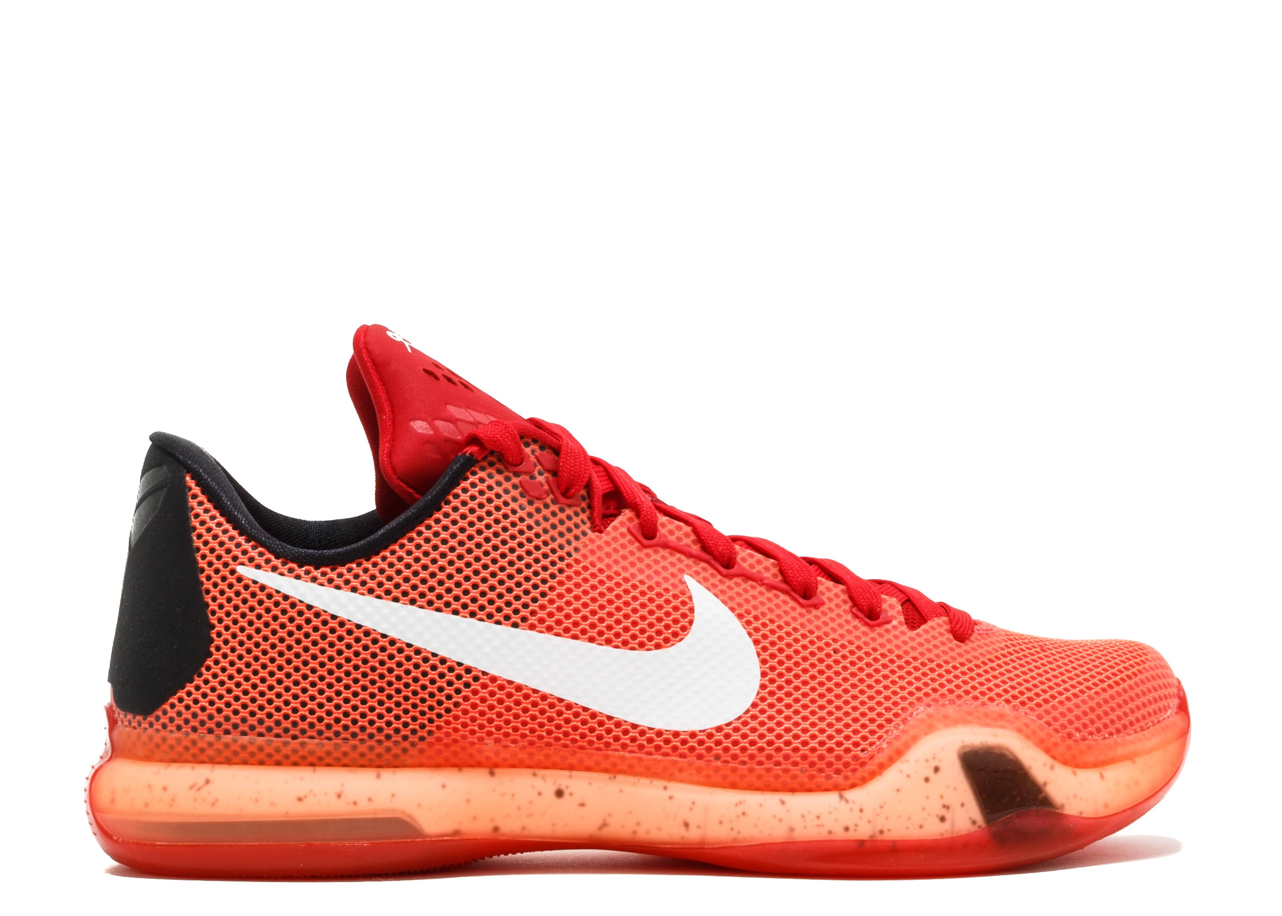 fe85eed868a2 ... new arrivals kobe 10 nike 705317 616 university red white bright crimson  h 03a9e 945a6