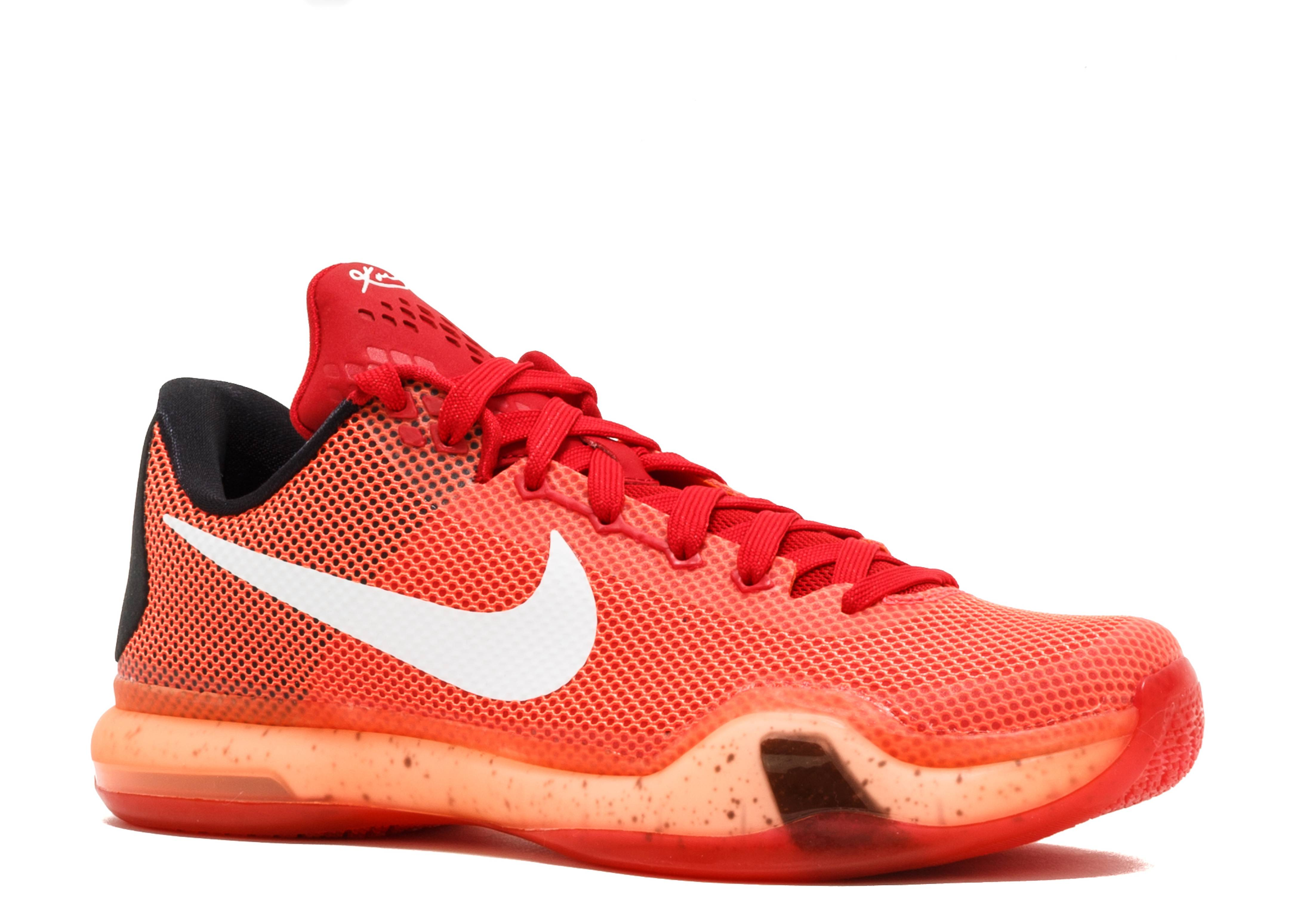 c4d0b769abd3 Kobe 10 - Nike - 705317 616 - university red white-bright crimson-h ...