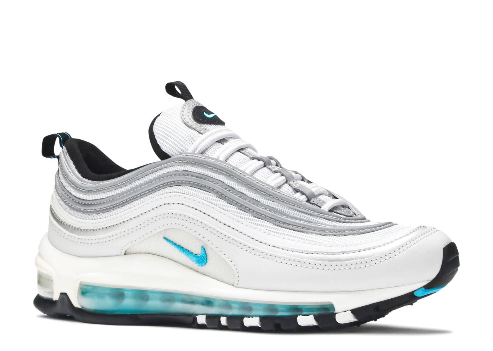 e18ae397fb73 W Air Max 97 Qs - Nike - 917647 001 - pure platinum marina blue ...