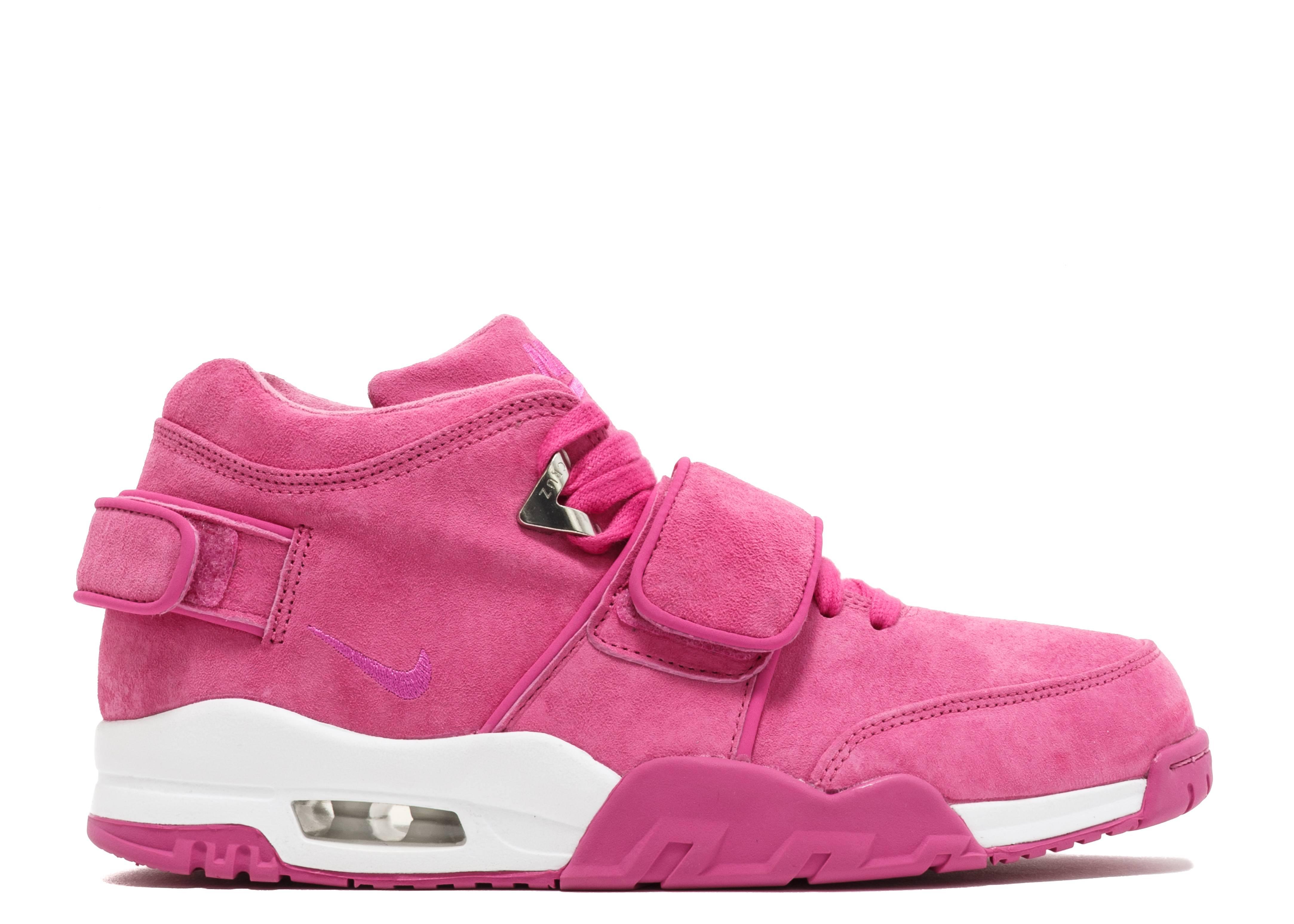 Damen Sneaker Nike SB BRUIN High top Trainer Rush Rosa
