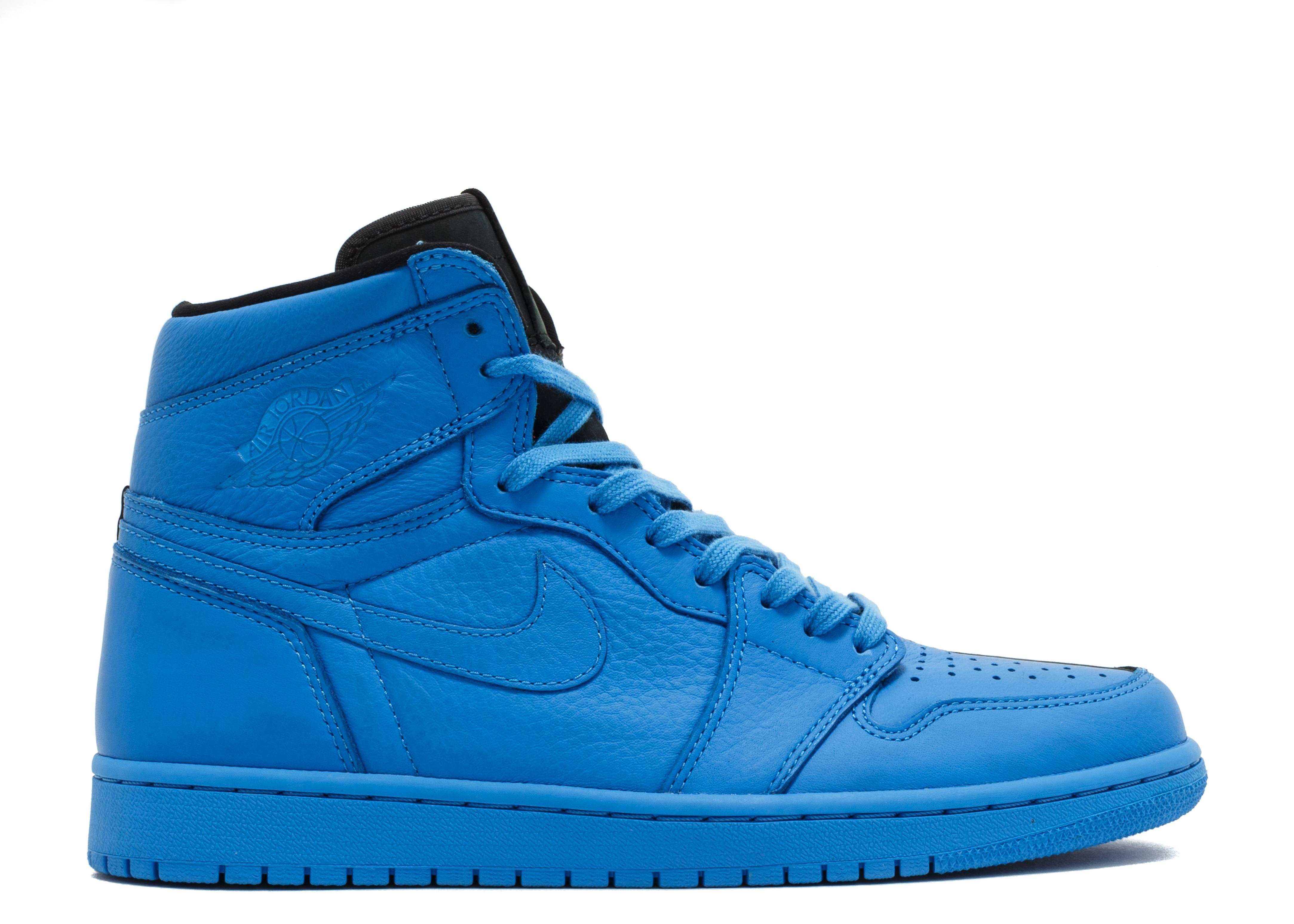 air jordan 1 azzurre