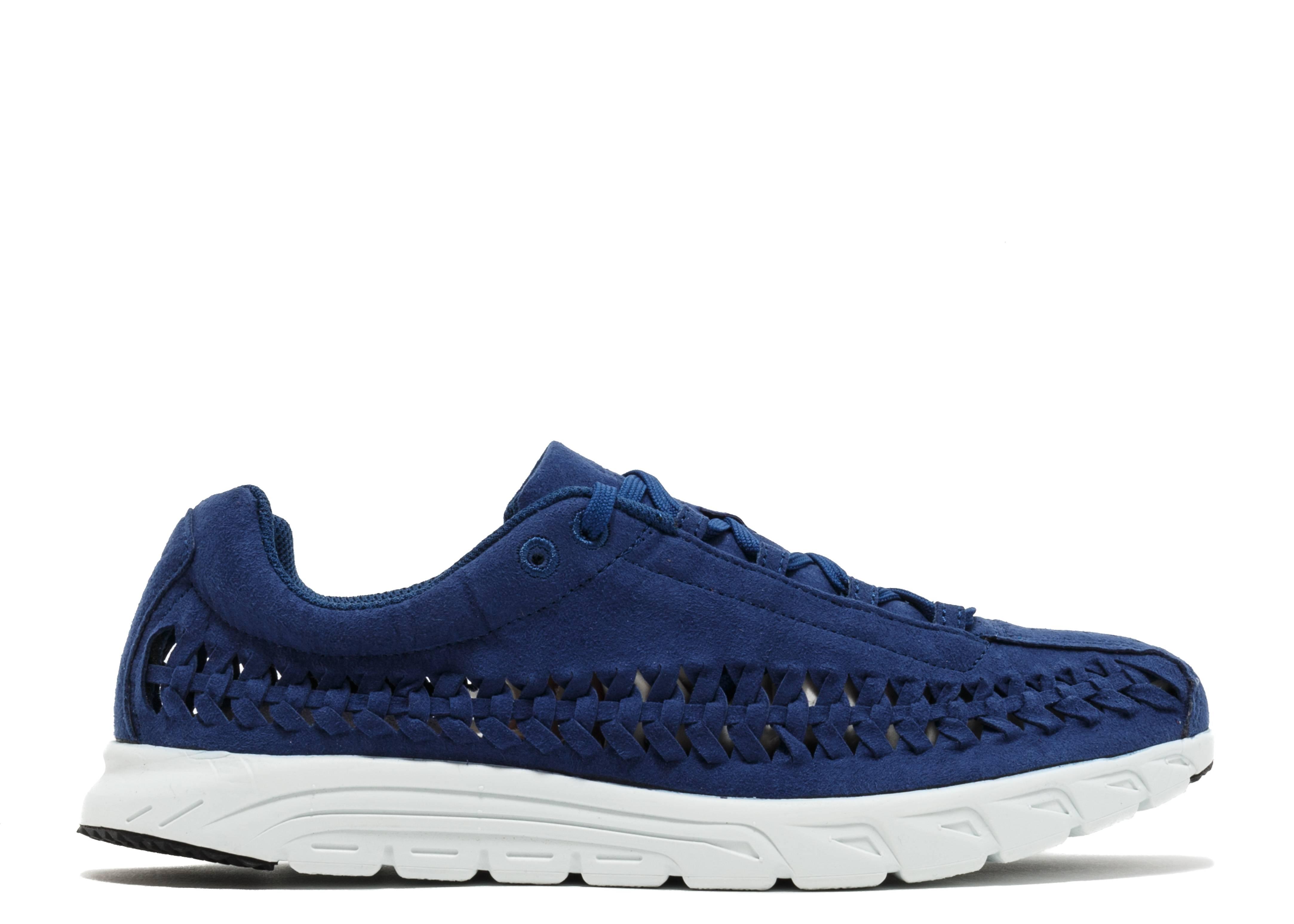 8167415c028 Nike Mayfly Woven - Nike - 833132 400 - coastal blue   black - off ...