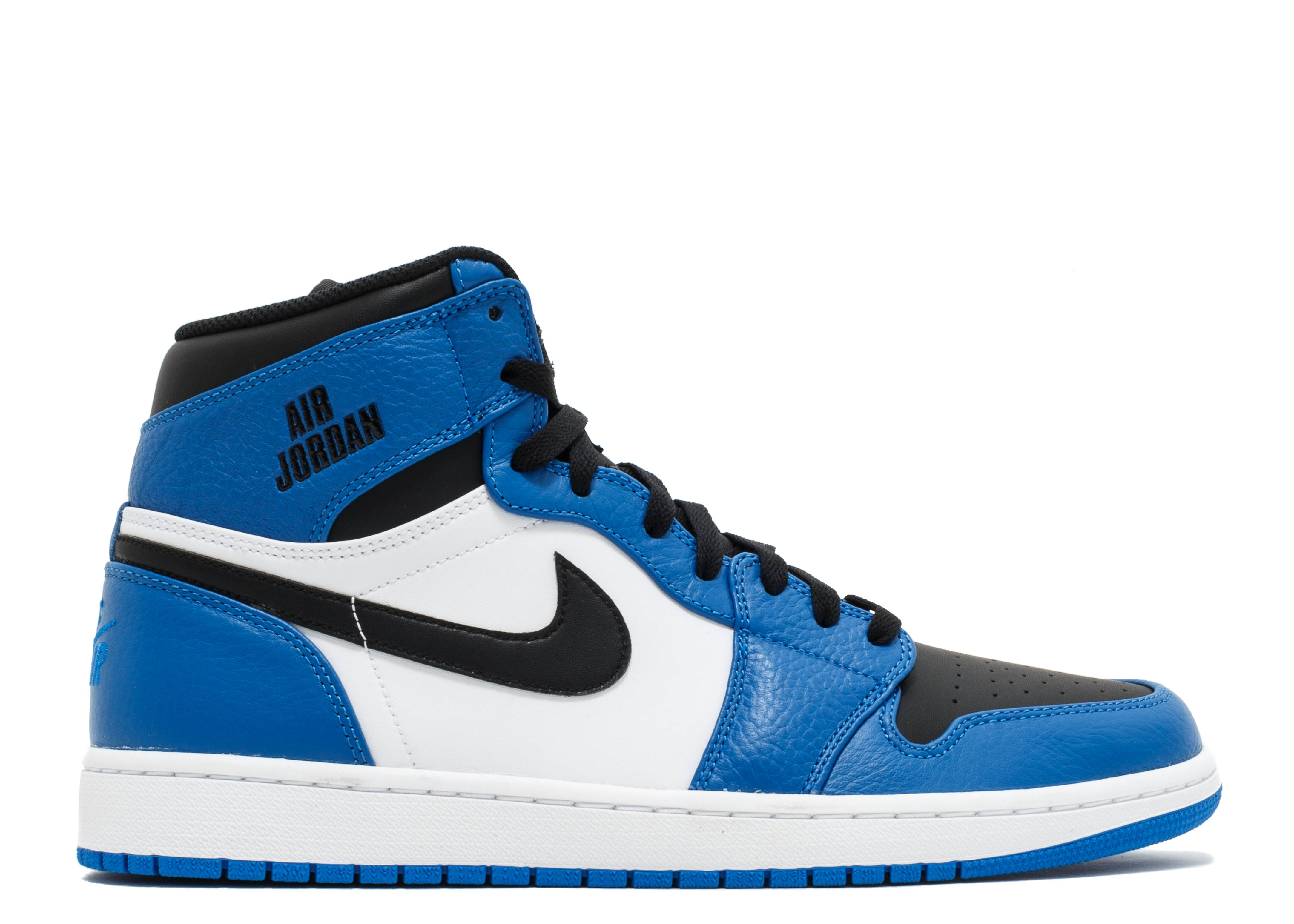 "Air Jordan 1 Retro High ""Soar Blue"""