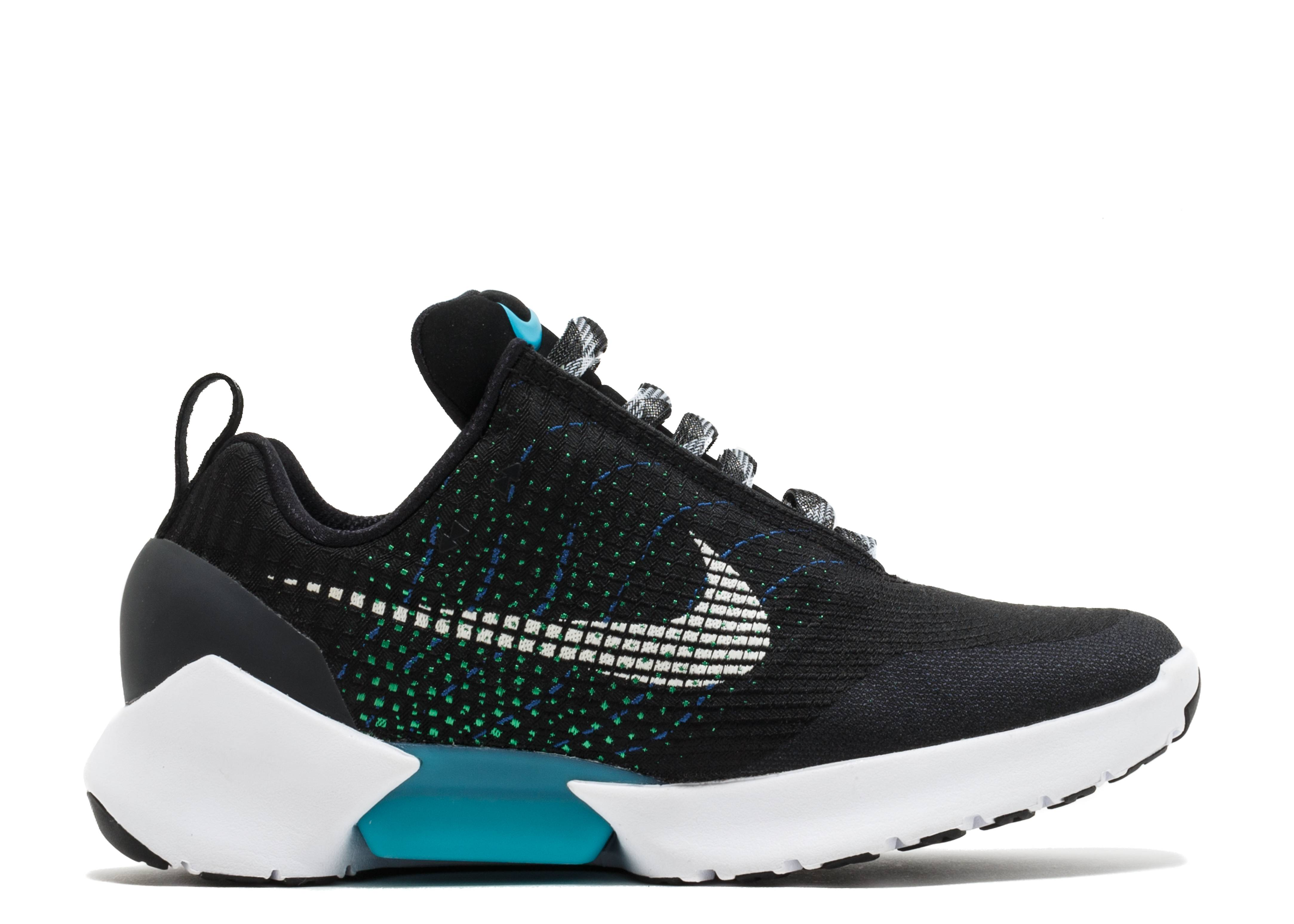 Grafico Inhibir Hectáreas  Kick Avenue - Nike HyperAdapt 1.0 EARL Black