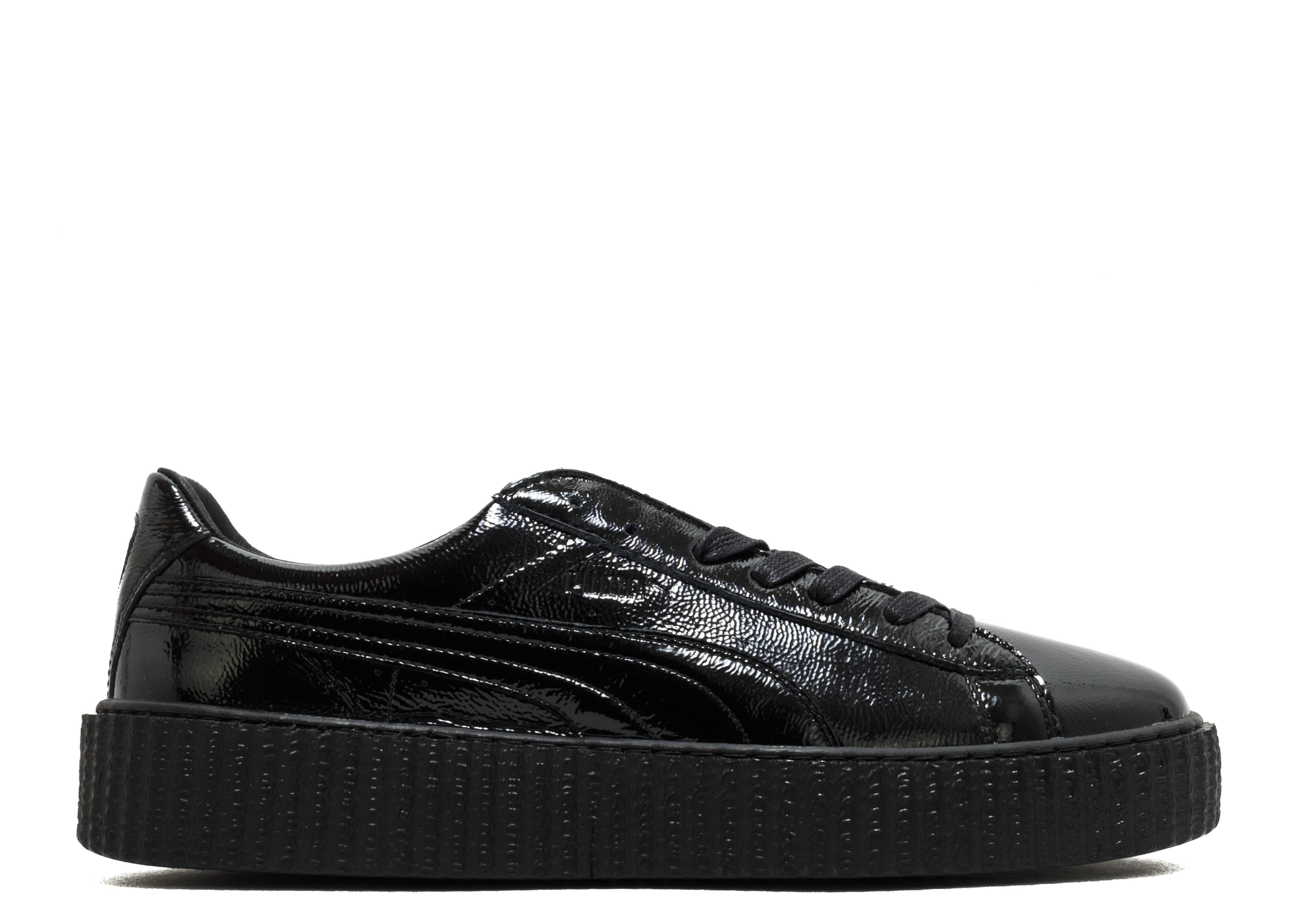 creeper cracked leather men