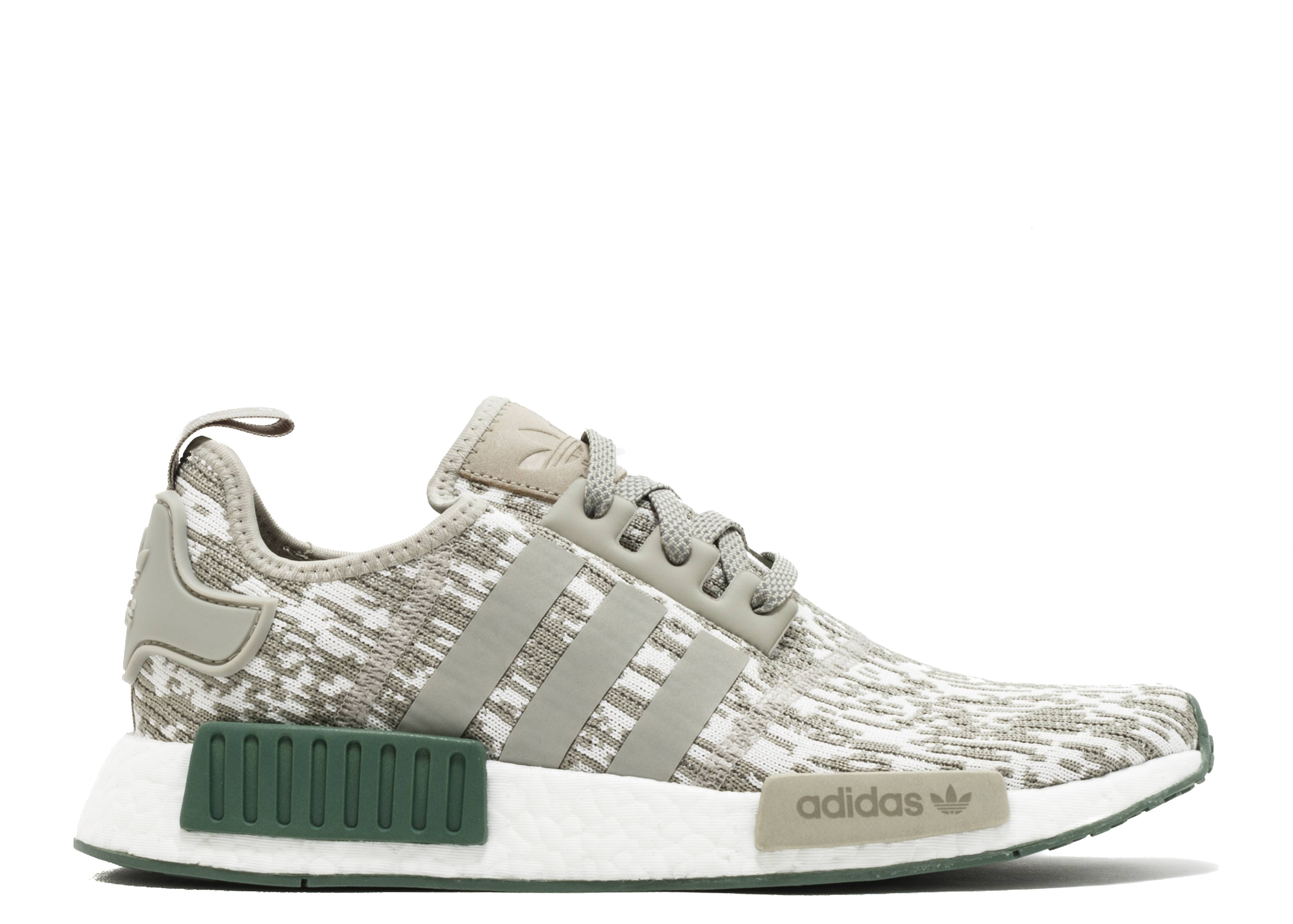 adidas NMD R1 'Sesame' - CQ0860 - Size 9.5 - azonJqn