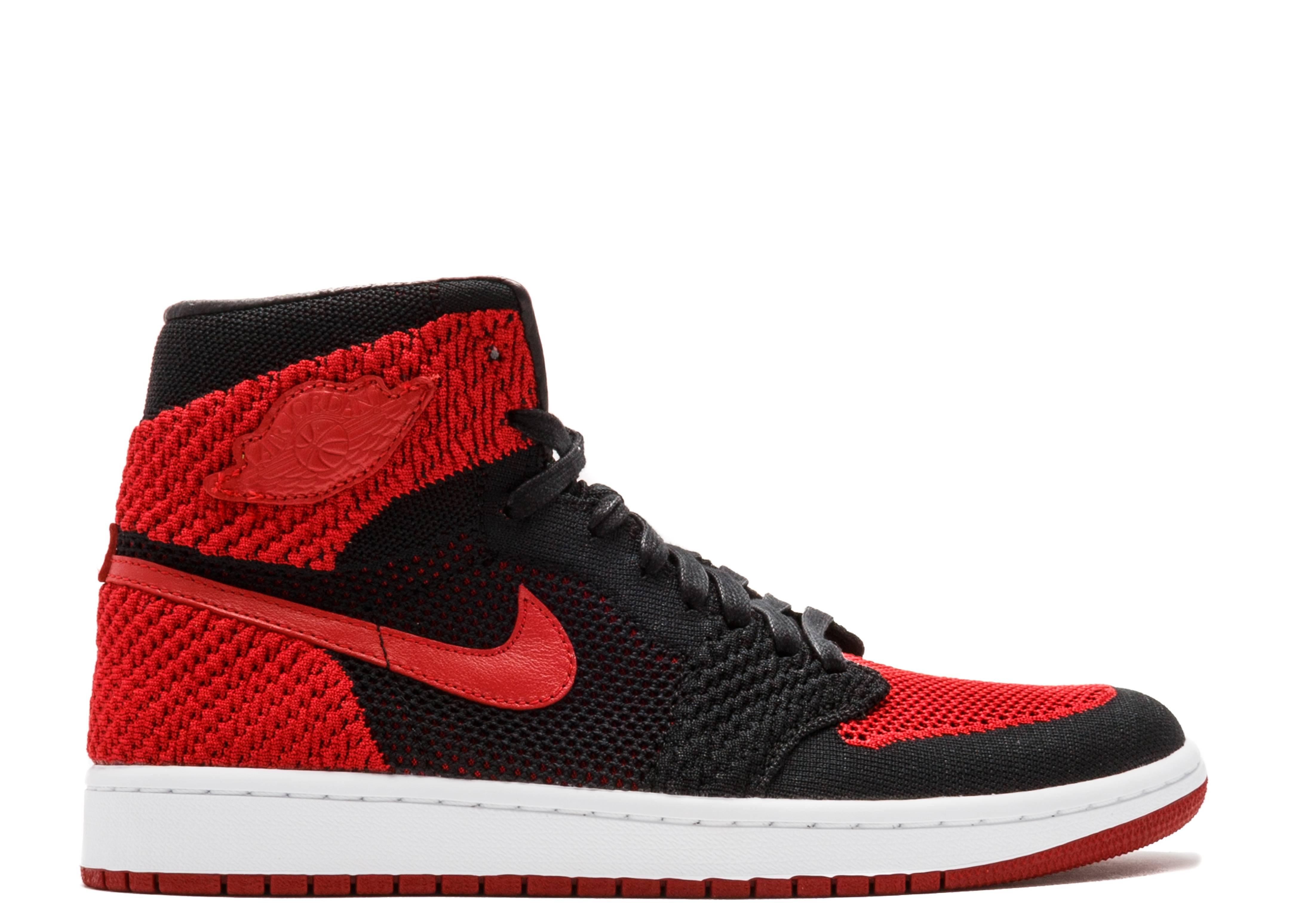 running shoes more photos where to buy Air Jordan 1 Retro Hi Flyknit