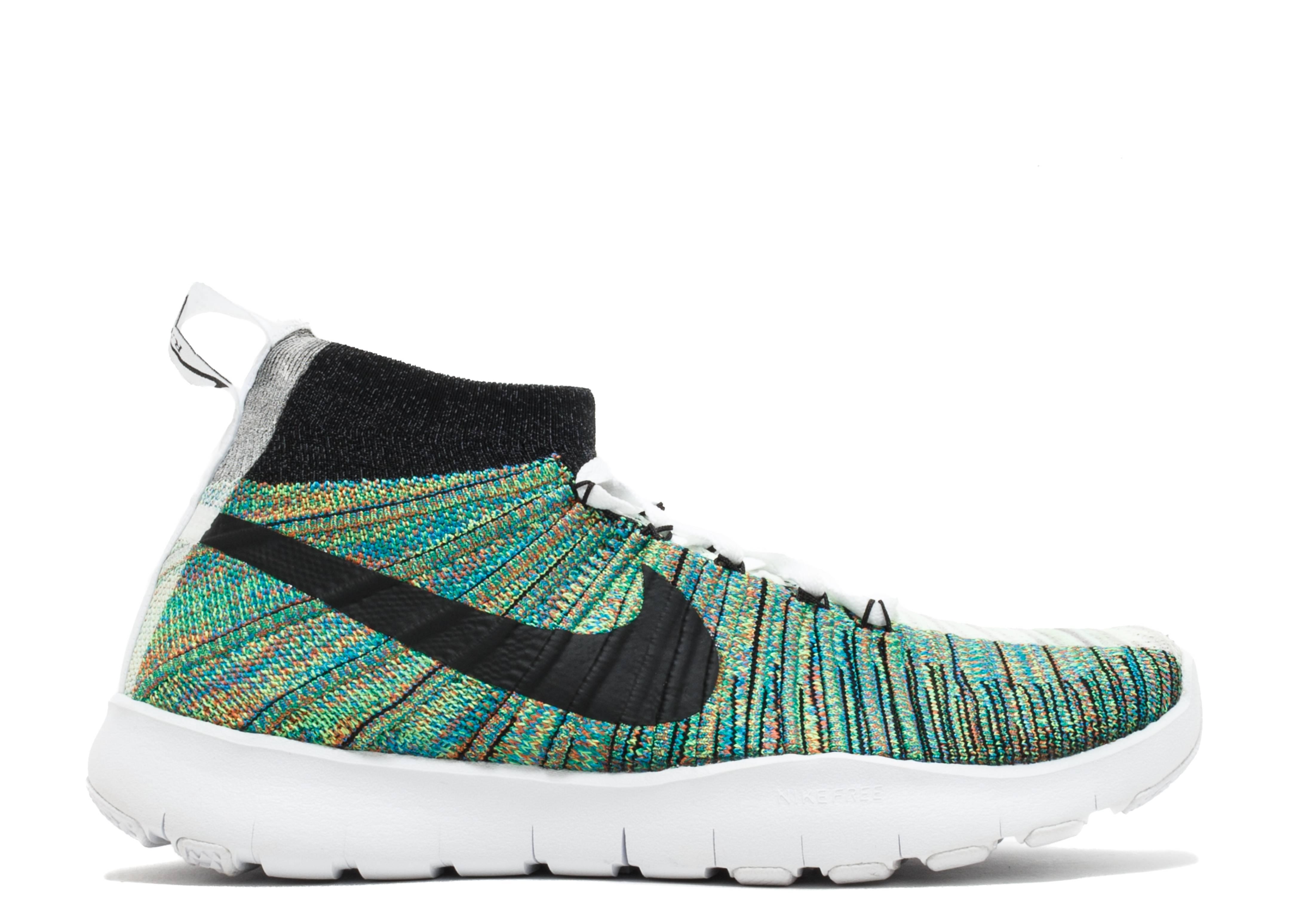 749886e1286d Free TR Force Flyknit Premium - Nike - 844461 910 - multi-color ...