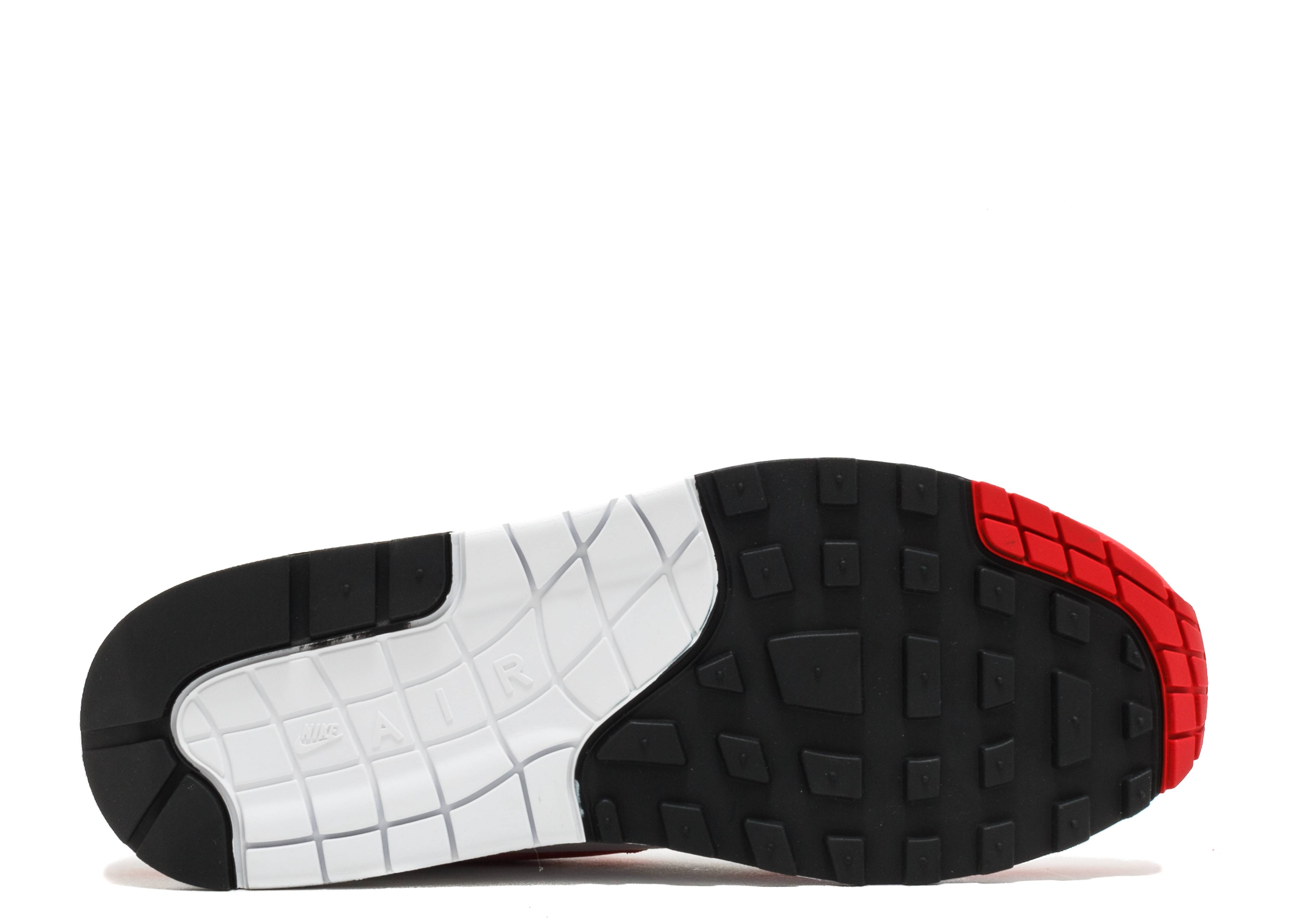 397645b4099c2a Nike Air Max 1 Anniversary - Nike - 908375 103 - white university red