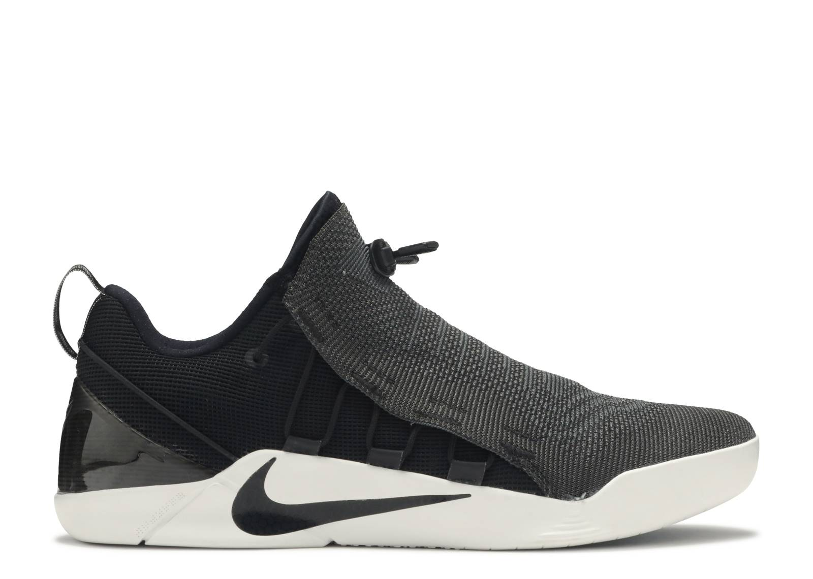 uk availability f94d8 0ddbe Kobe A.D. NXT - Nike - 882049 007 - black metallic silver-white ...