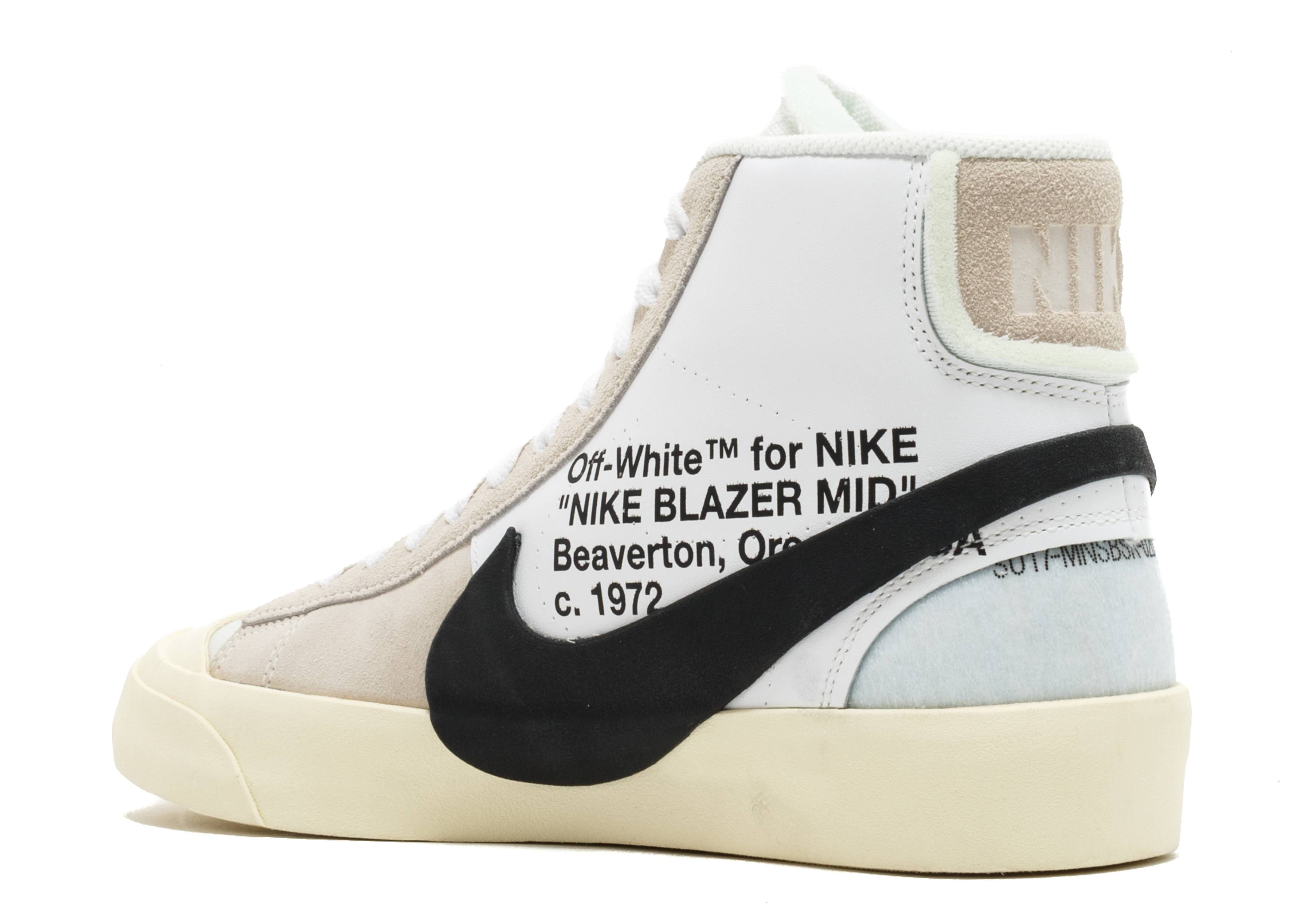 how to clean nike blazers