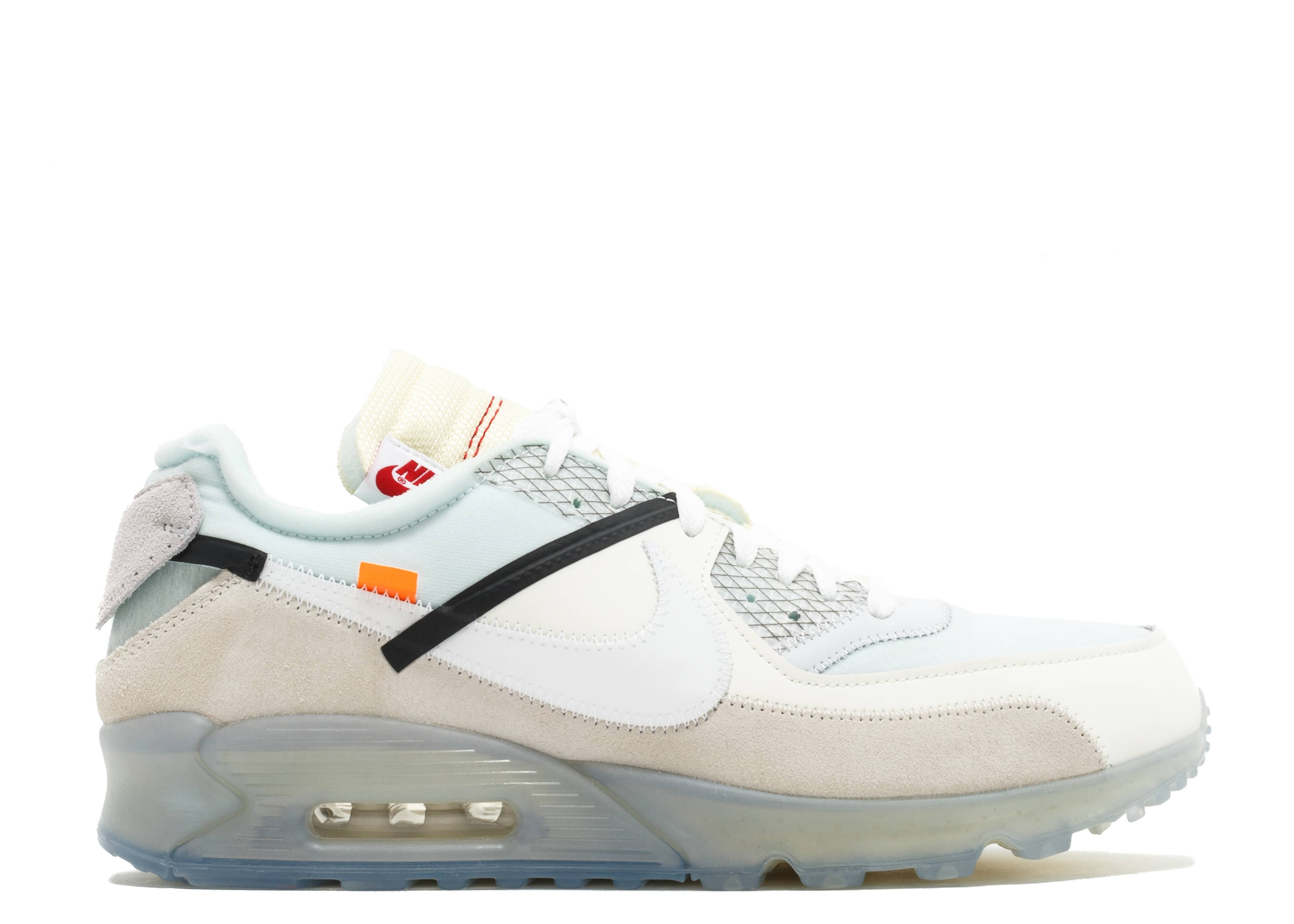 nike air max 1 off white