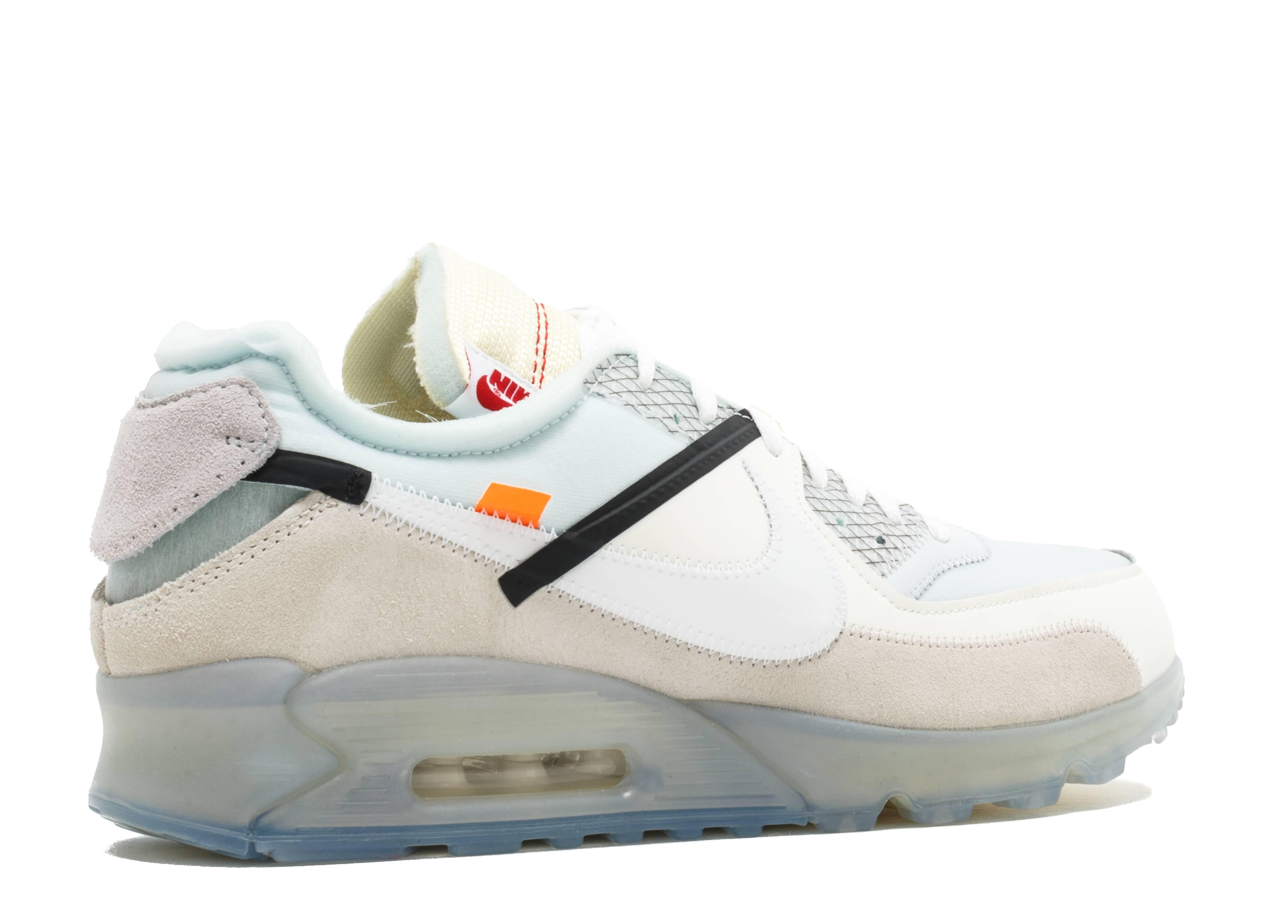 off white scarpe air max